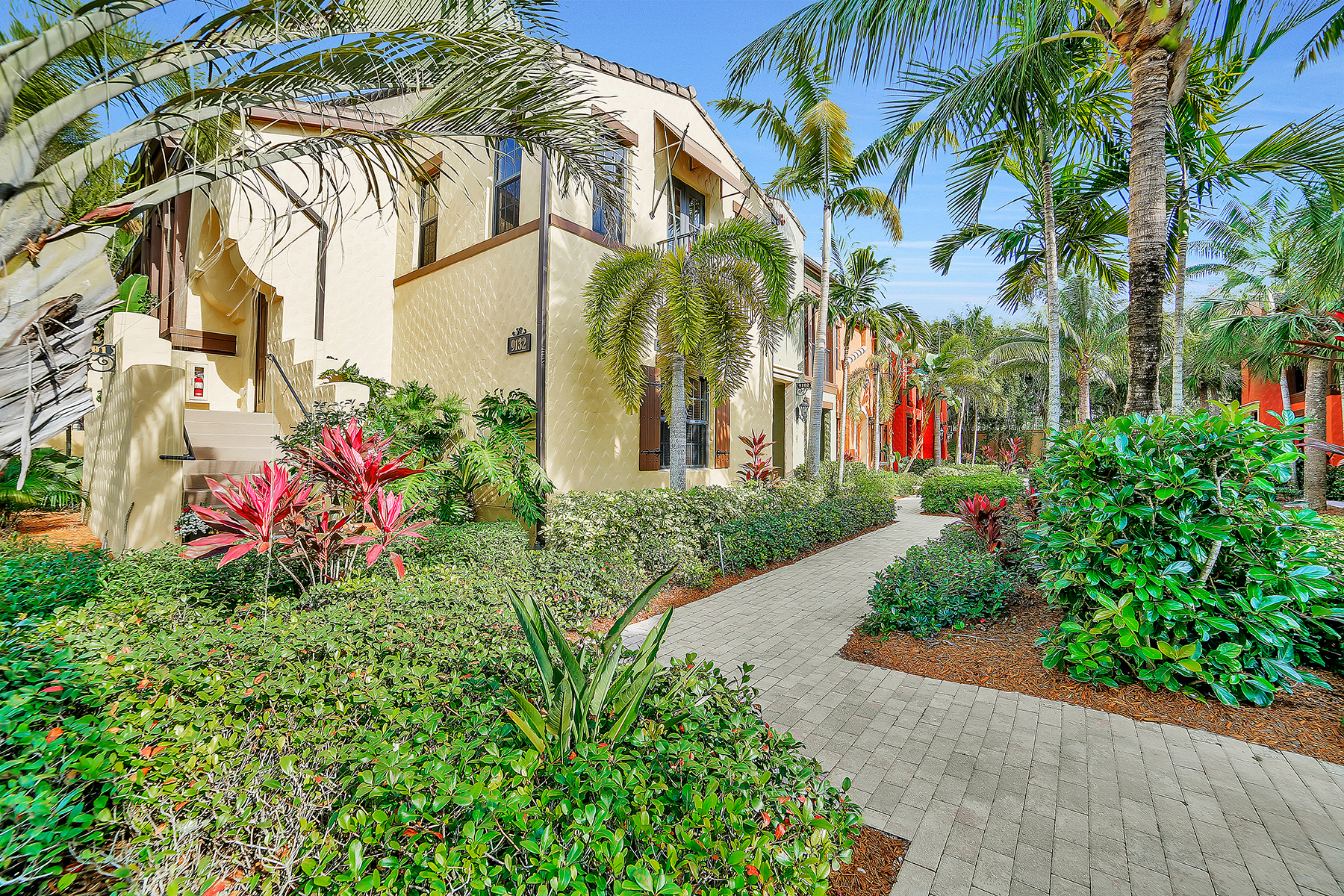 Townhouse for Sale at LELY RESORT - LELY 9132 Delano St 9101, Naples, Florida 34113 United States