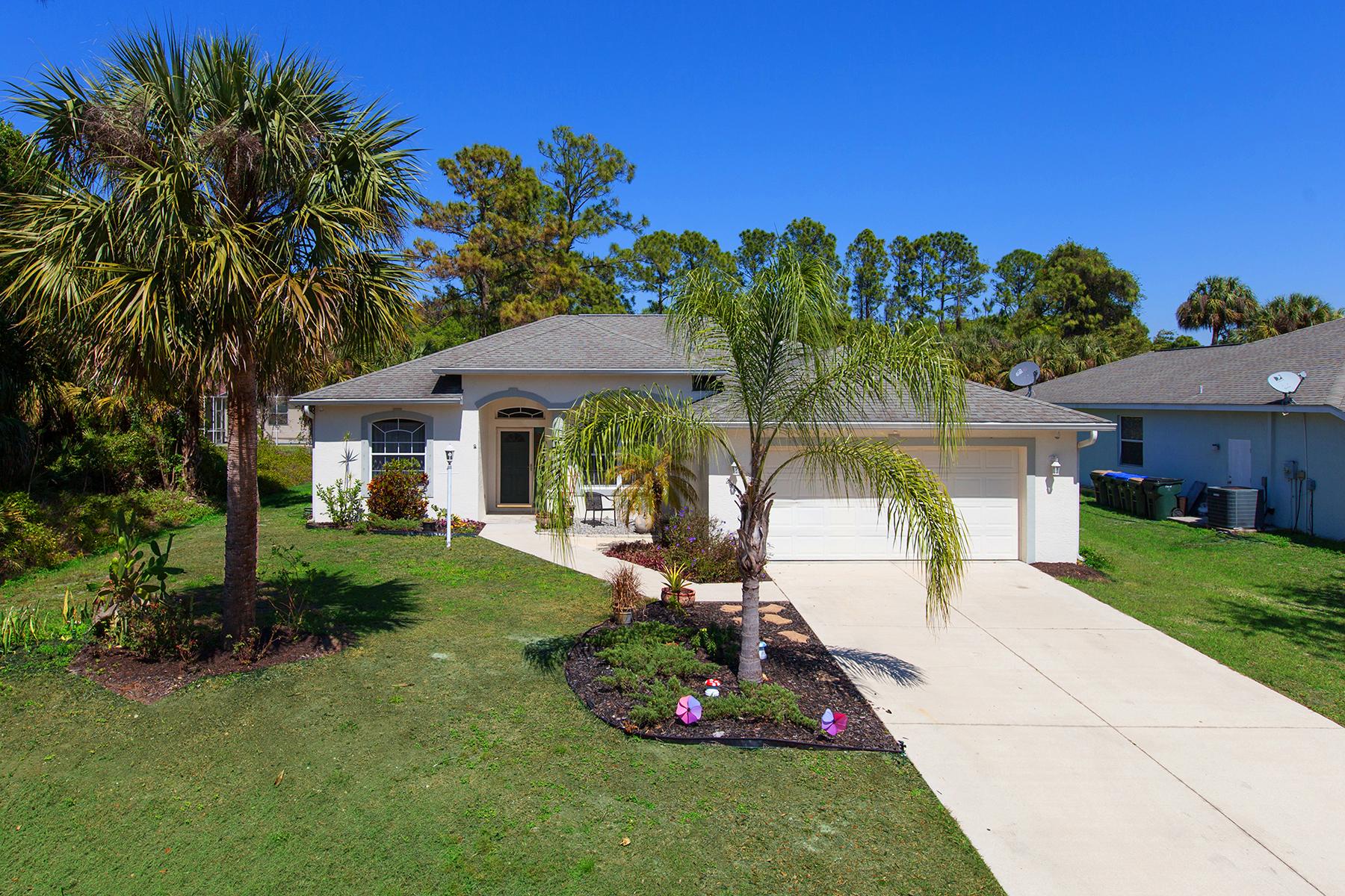 Einfamilienhaus für Verkauf beim PORT CHARLOTTE 2480 Soprano Ln North Port, Florida 34286 Vereinigte Staaten