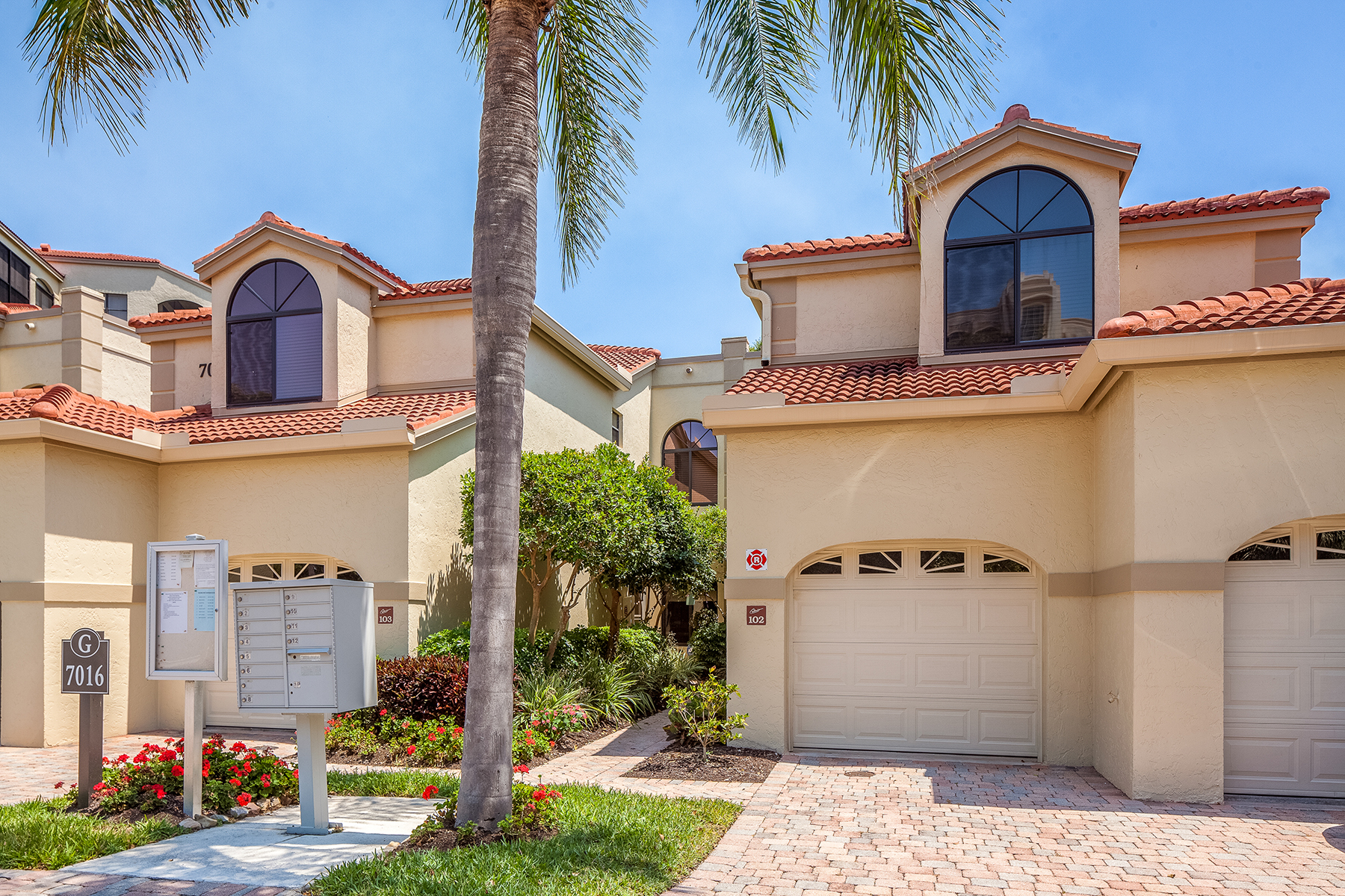 Condominium for Sale at PELICAN BAY - CALAIS 7016 Pelican Bay Blvd G-102 Naples, Florida, 34108 United States