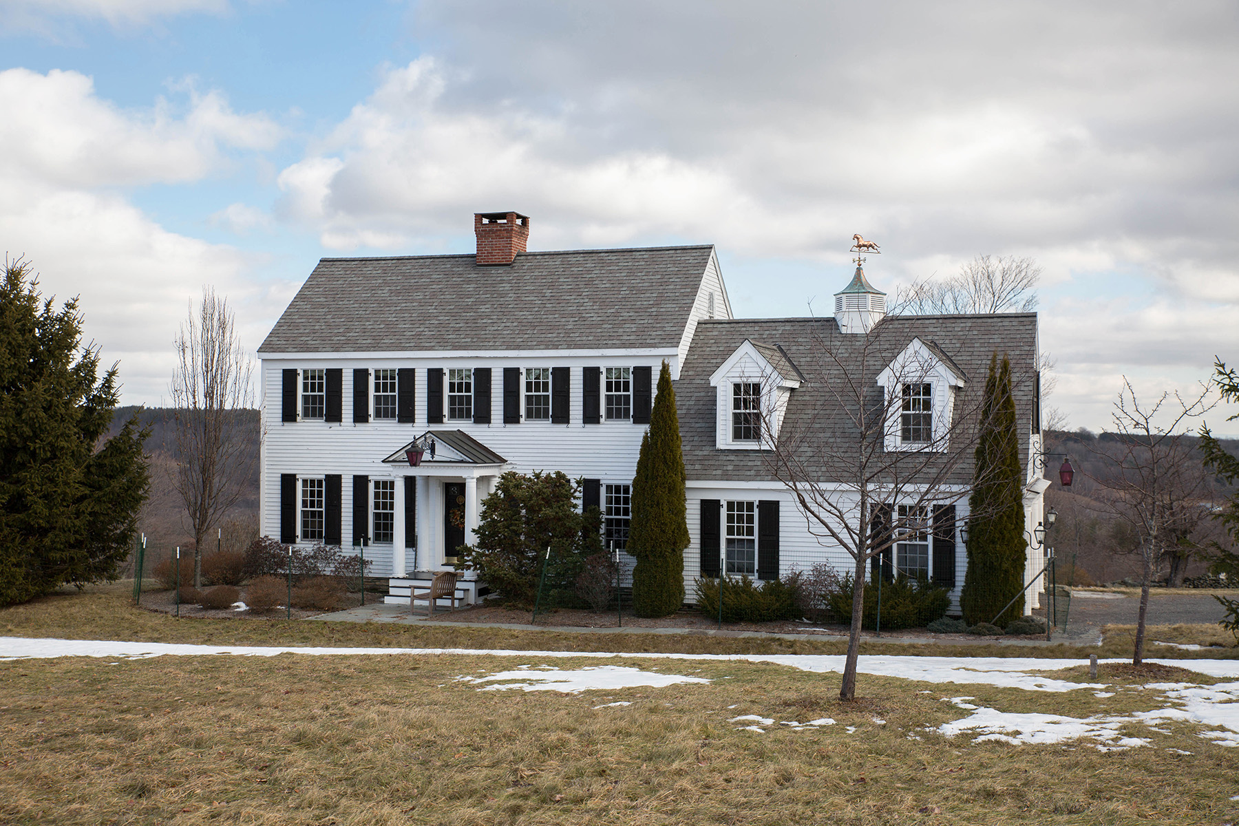 Other Residential for Sale at Chic Country Living 119 Cooley Road Rensselaerville, New York 12147 United States