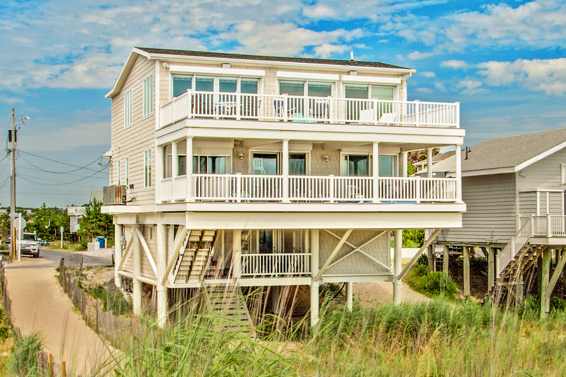 Single Family Home for Sale at 400 N Ocean Drive , South Bethany, DE 19930 South Bethany, Delaware, 19930 United States