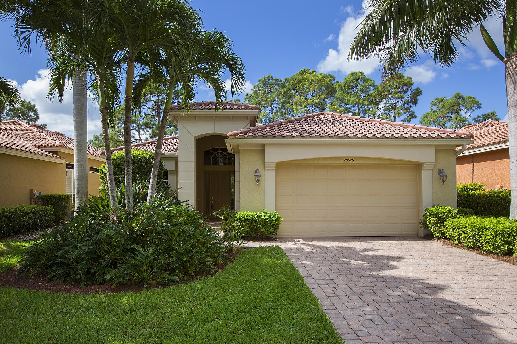 Casa Unifamiliar por un Venta en VASARI - PIENZA 28675 Pienza Ct, Bonita Springs, Florida 34135 Estados Unidos