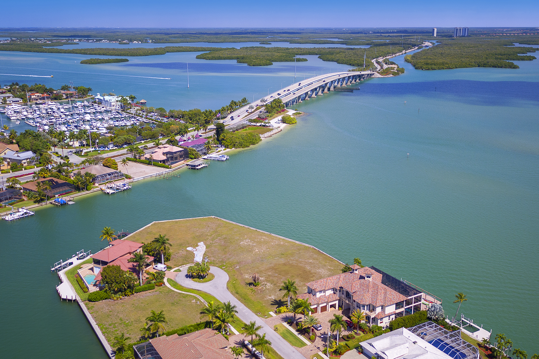 Land for Sale at MARCO ISLAND 1411 Butterfield Ct, Marco Island, Florida 34145 United States