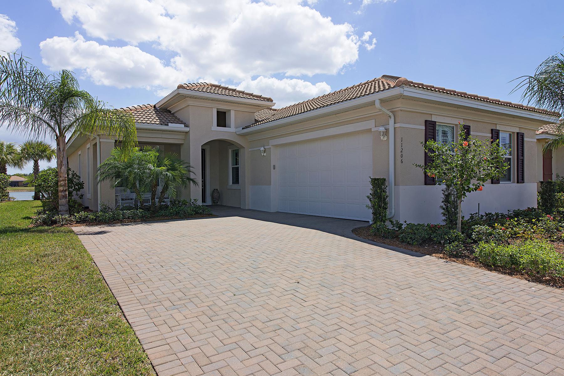獨棟家庭住宅 為 出售 在 PELICAN PRESERVE - CARENA 11206 Vitale Way Fort Myers, 佛羅里達州, 33913 美國