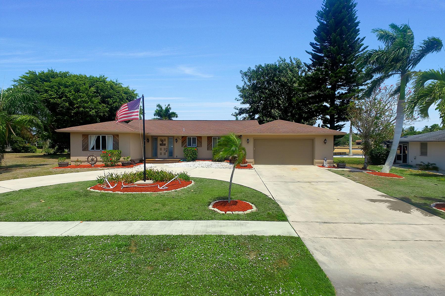 Moradia para Venda às MARCO ISLAND 509 Echo Cir Marco Island, Florida, 34145 Estados Unidos