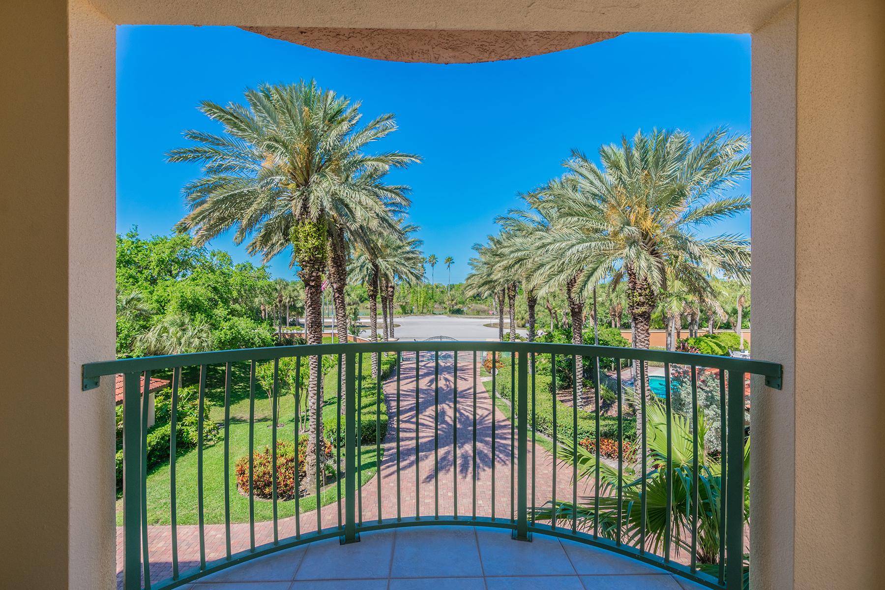 共管式独立产权公寓 为 销售 在 TIERRA VERDE 1695 Pinellas Bayway S A4, 盈翠半岛, 佛罗里达州, 33715 美国