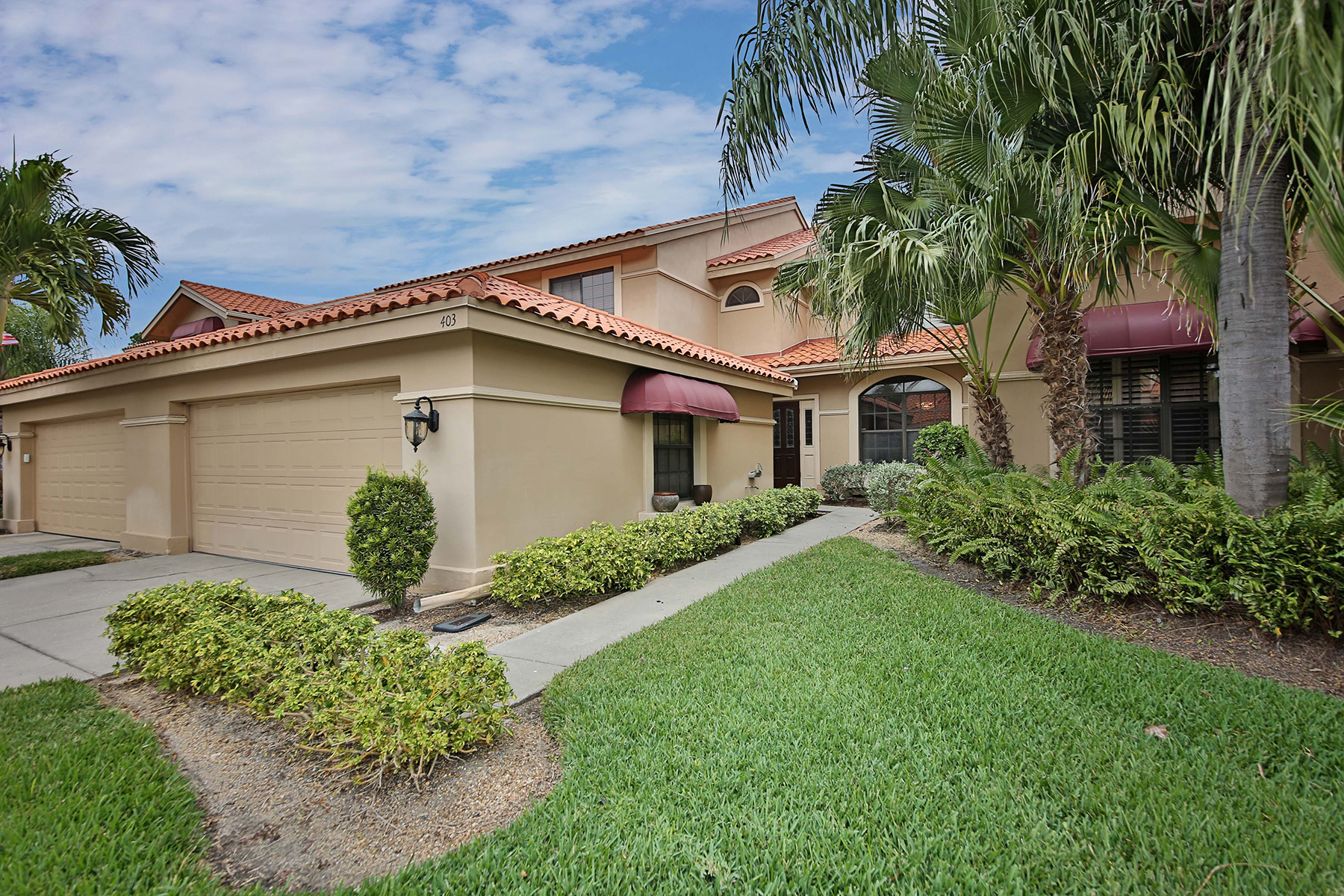 Condominium for Sale at FAIRWAY WOODS - THE FOREST 16410 Fairway Woods Dr 403, Fort Myers, Florida 33908 United States
