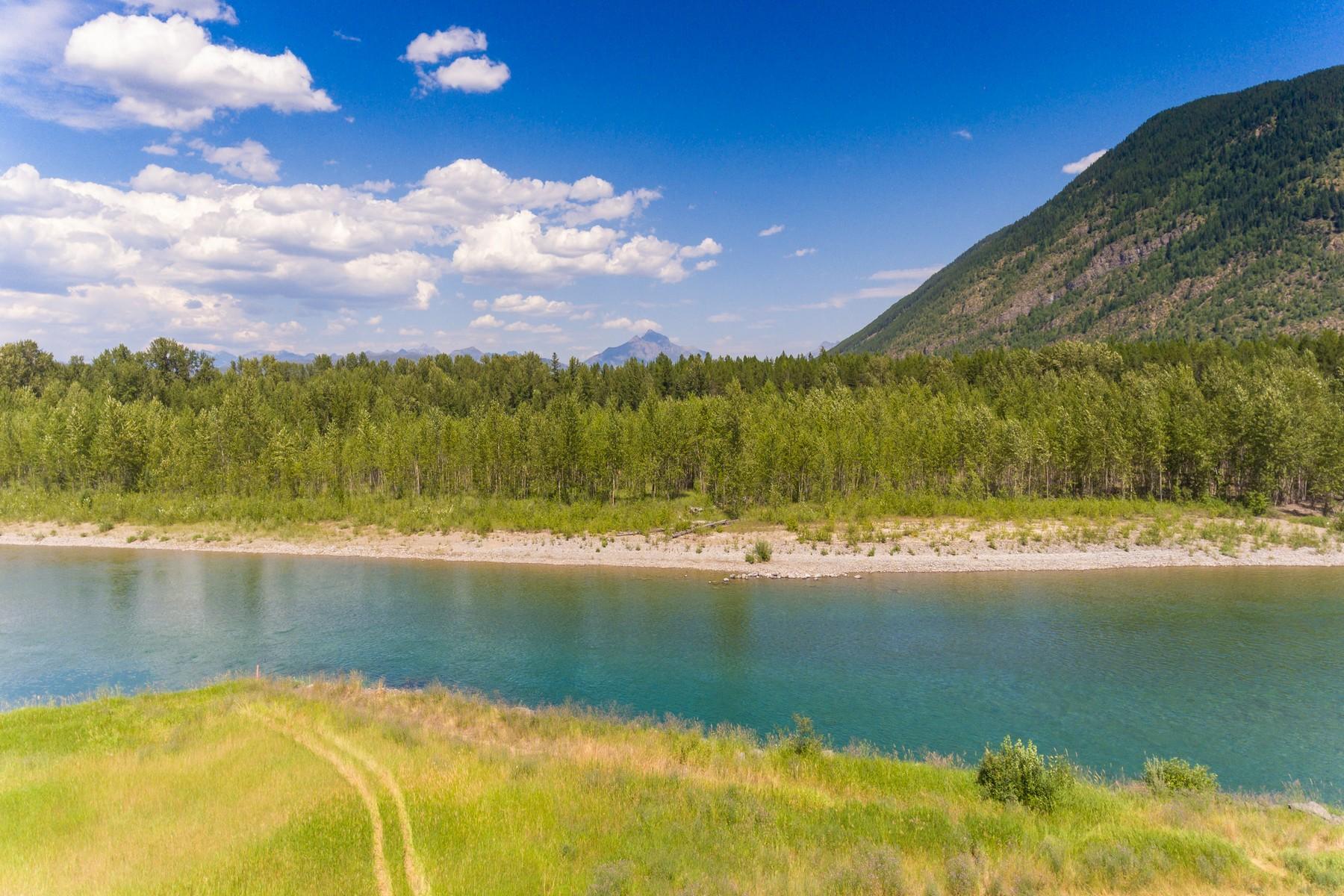 Land for Sale at 770 River Bend Dr , West Glacier, MT 59936 770 River Bend Dr West Glacier, Montana 59936 United States