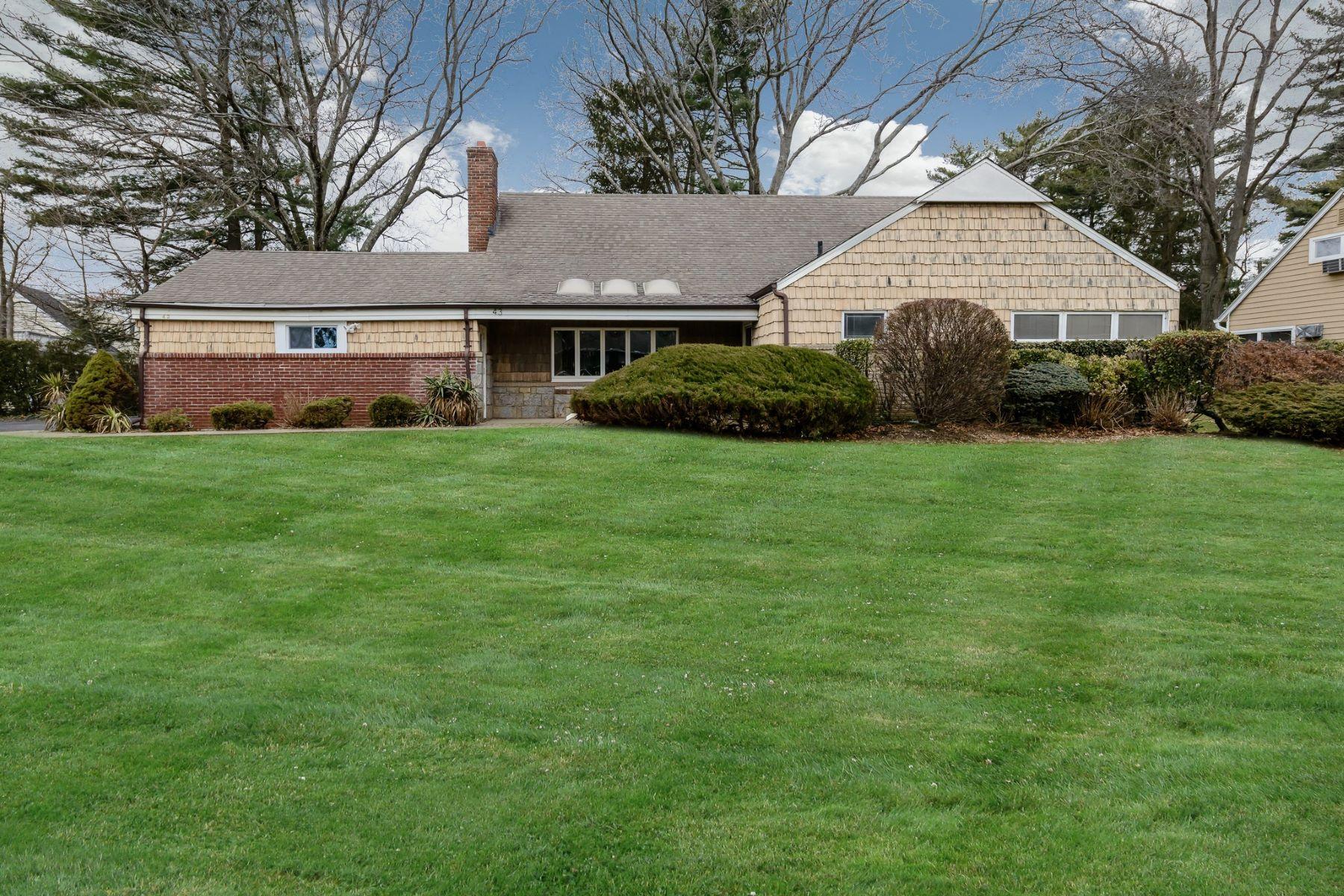 独户住宅 为 销售 在 43 Westwood Cir , East Hills, NY 11577 43 Westwood Cir, 东希尔斯, 纽约州, 11577 美国