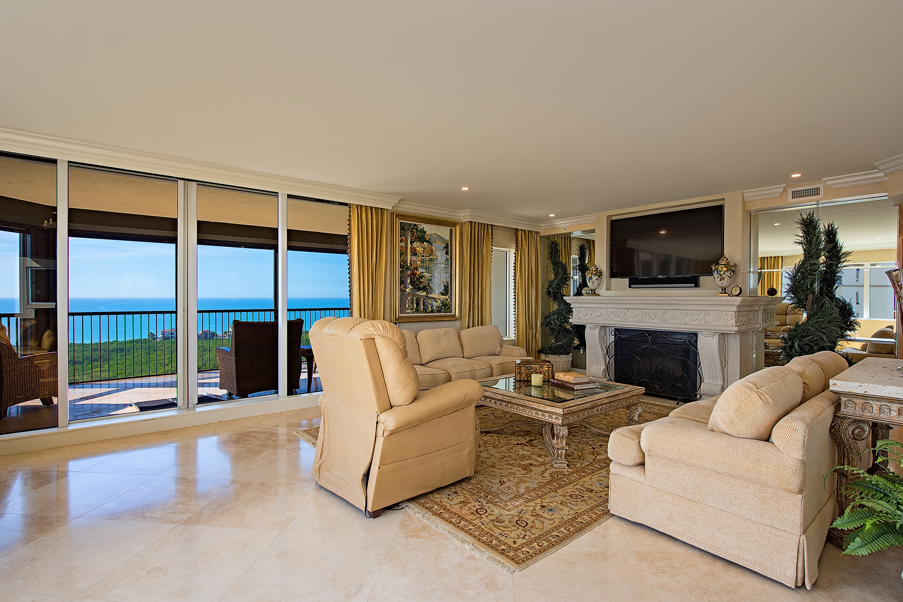 Additional photo for property listing at PELICAN BAY - MARBELLA 7425  Pelican Bay Blvd 2101/2102,  Naples, Florida 34108 United States