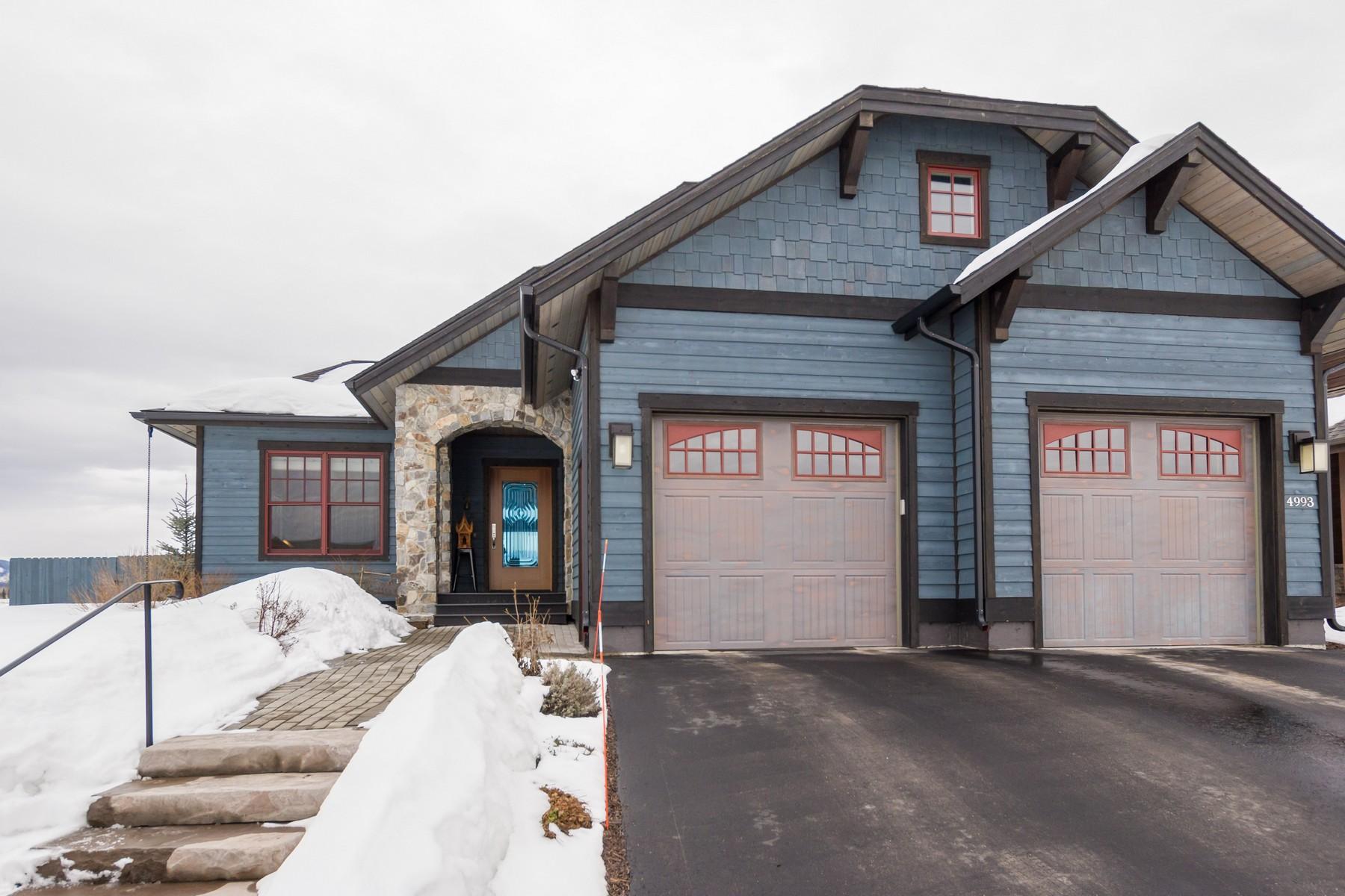 獨棟家庭住宅 為 出售 在 4993 Flatwater Dr , Whitefish, MT 59937 4993 Flatwater Dr Whitefish, 蒙大拿州, 59937 美國