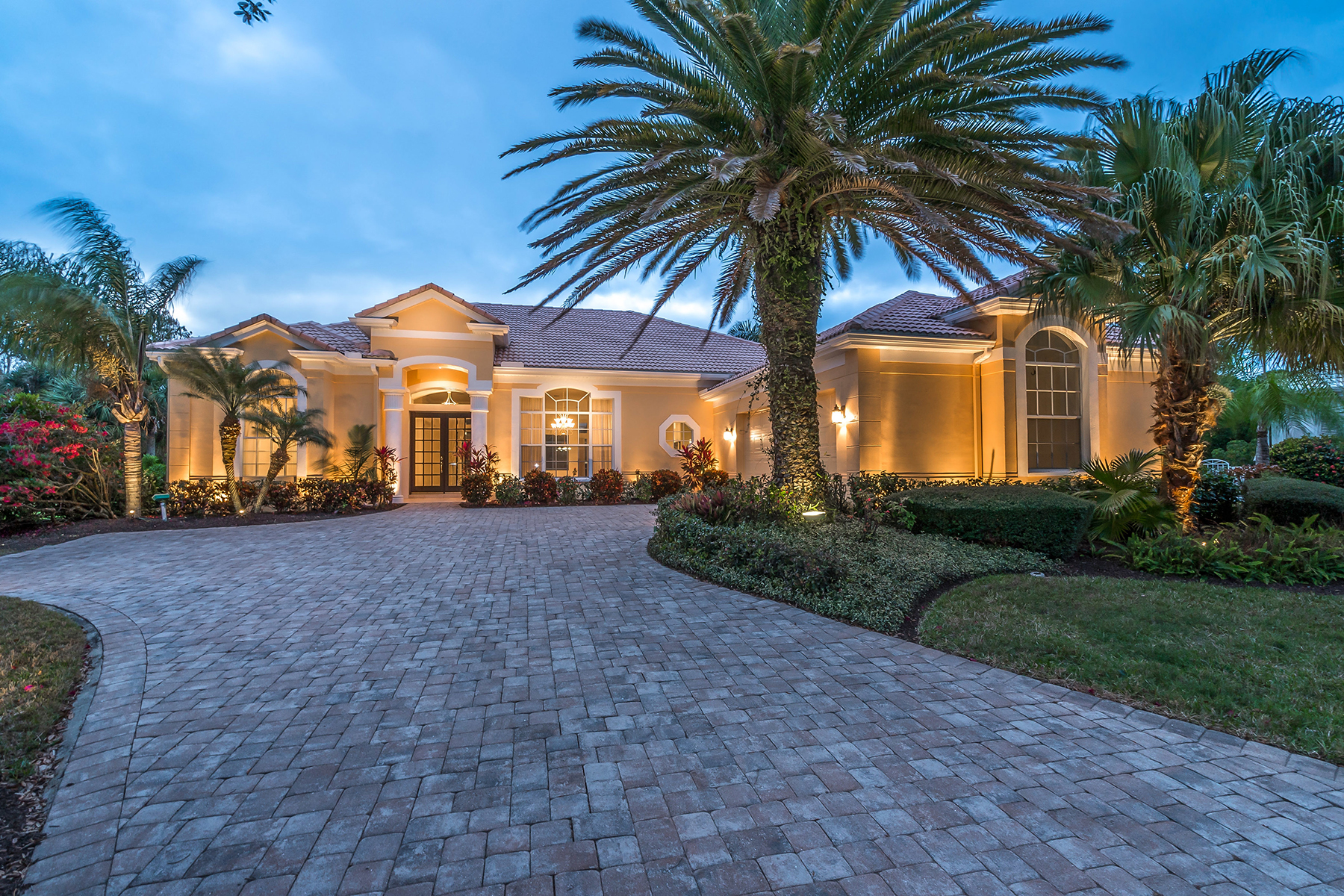 Single Family Home for Sale at BOCA ROYALE 18 Saint Croix Way Englewood, Florida 34223 United States