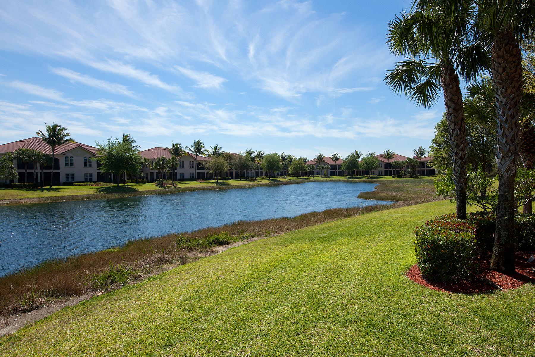 Appartement en copropriété pour l Vente à FIDDLERS CREEK 3164 Serena Ln 102 Naples, Florida, 34114 États-Unis