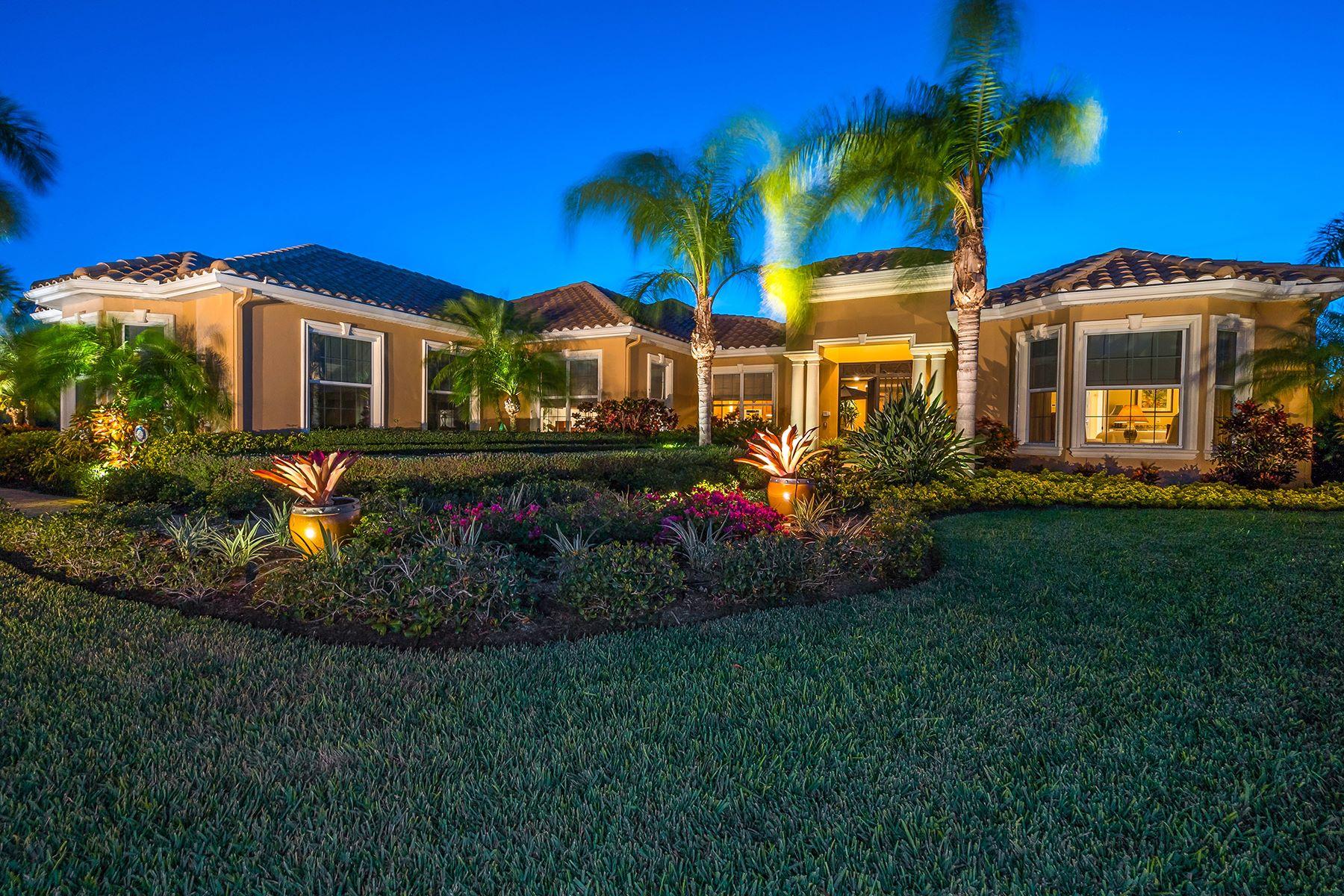 Nhà ở một gia đình vì Bán tại BOCA ROYALE 26731 Raphis Royale Blvd Englewood, Florida, 34223 Hoa Kỳ