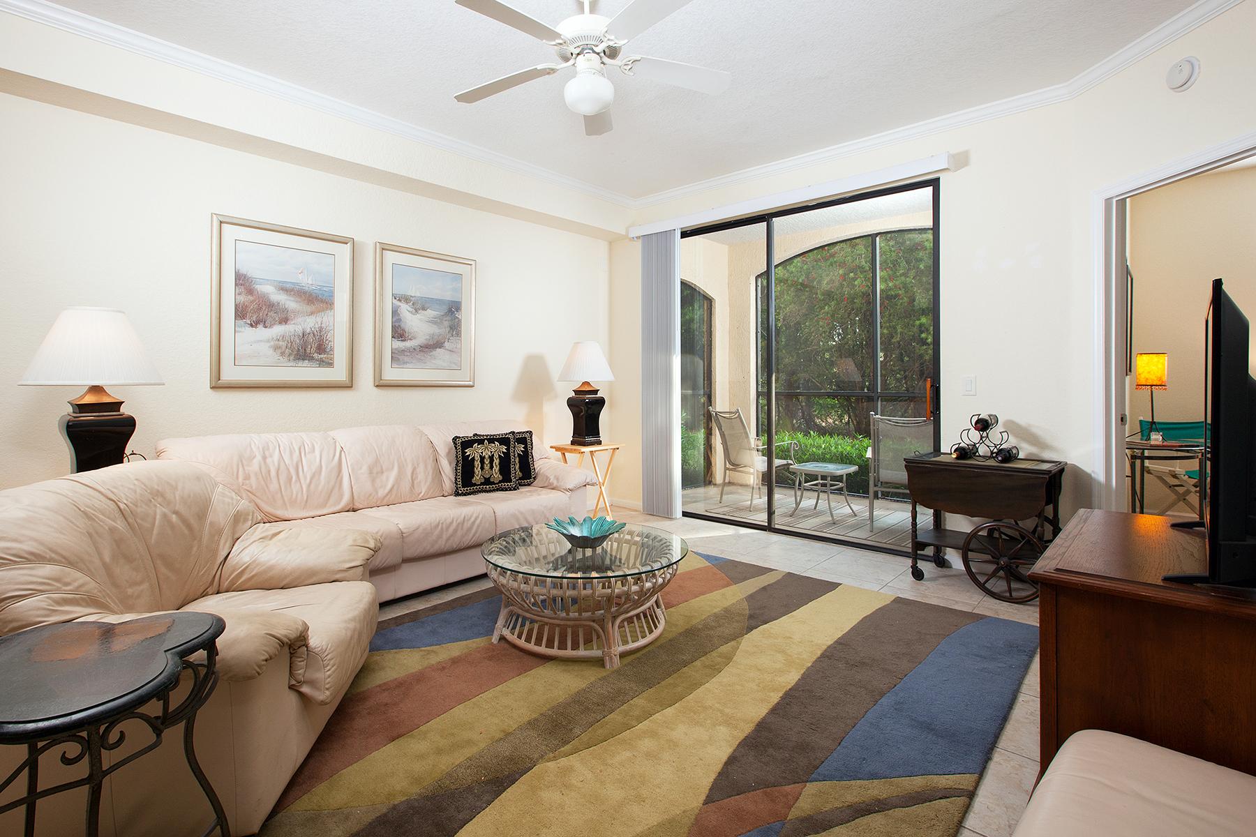 Appartement en copropriété pour l Vente à Naples 12955 Positano Cir 106 Naples, Florida, 34105 États-Unis