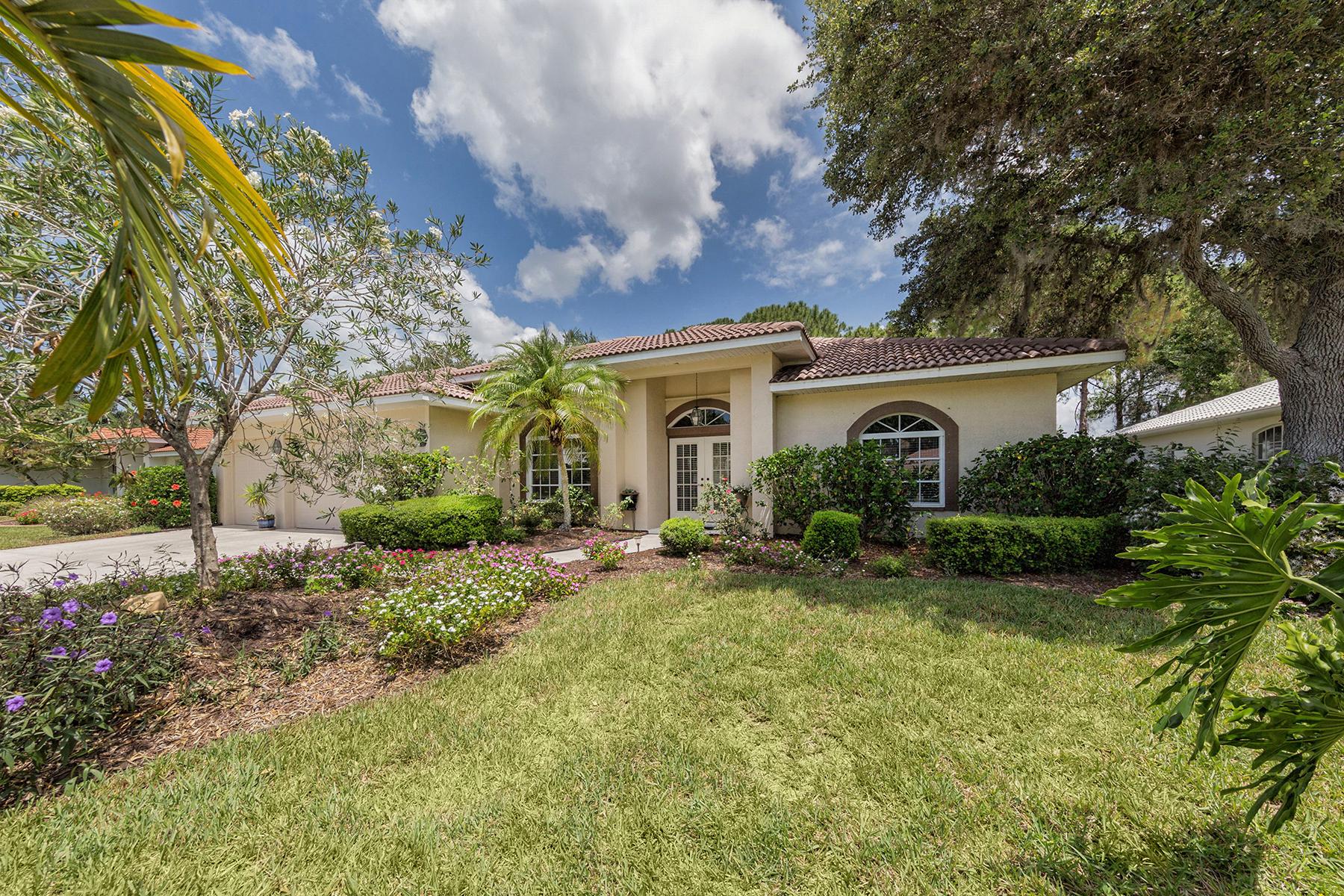 Maison unifamiliale pour l Vente à CALUSA LAKES 2098 Timucua Trl Nokomis, Florida, 34275 États-Unis