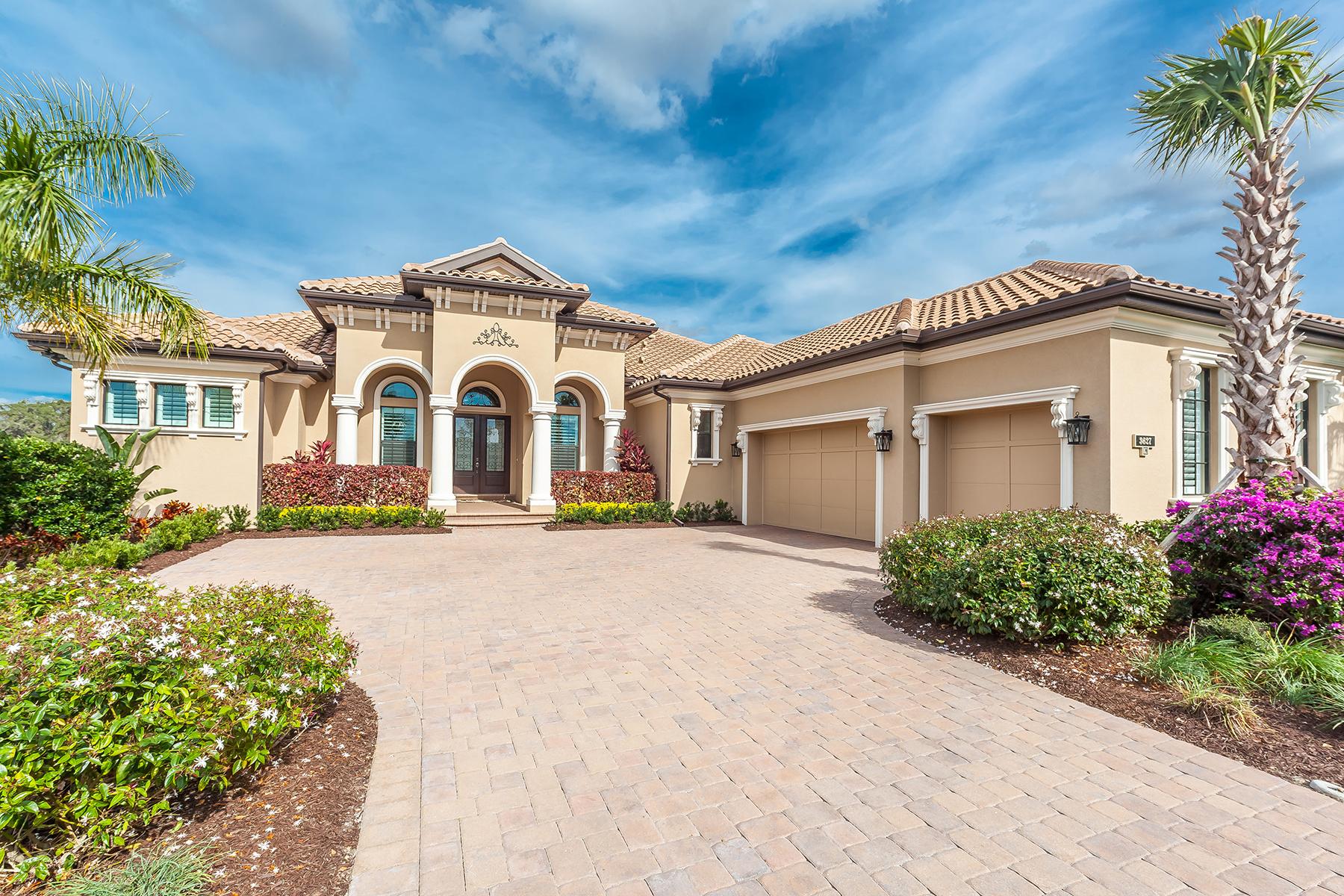 Einfamilienhaus für Verkauf beim FOUNDERS CLUB 3627 Founders Club Dr Sarasota, Florida, 34240 Vereinigte Staaten