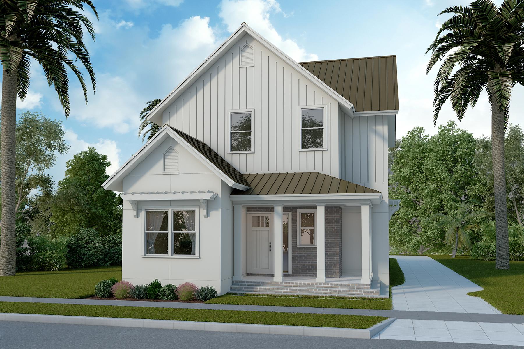 Maison unifamiliale pour l Vente à LAUREL PARK 1824 Laurel St Sarasota, Florida, 34236 États-Unis
