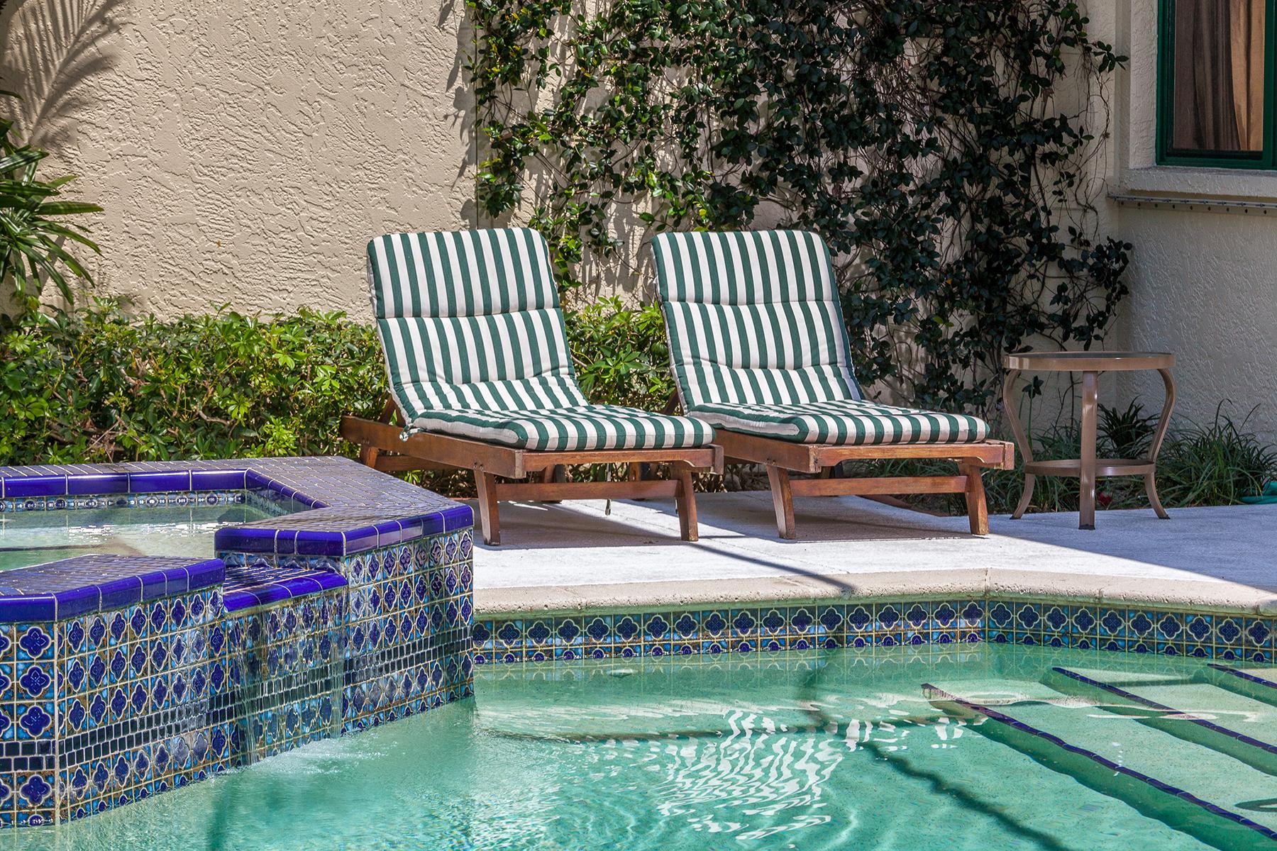 Additional photo for property listing at PELICAN BAY - VIZCAYA AT BAY COLONY 7855  Vizcaya Way,  Naples, Florida 34108 United States