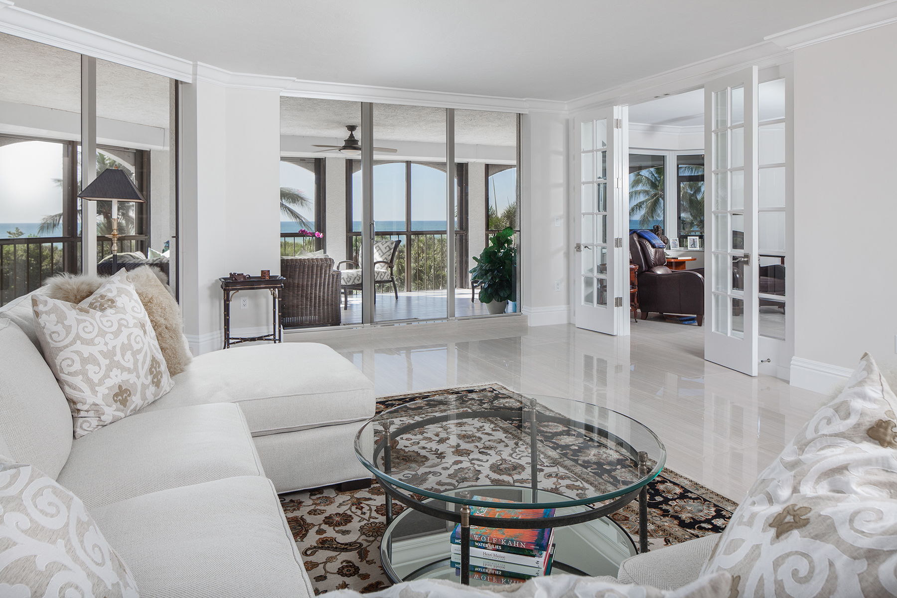 Condominium for Sale at PELICAN BAY - CARLYSLE 8171 Bay Colony Dr 201 Naples, Florida, 34108 United States