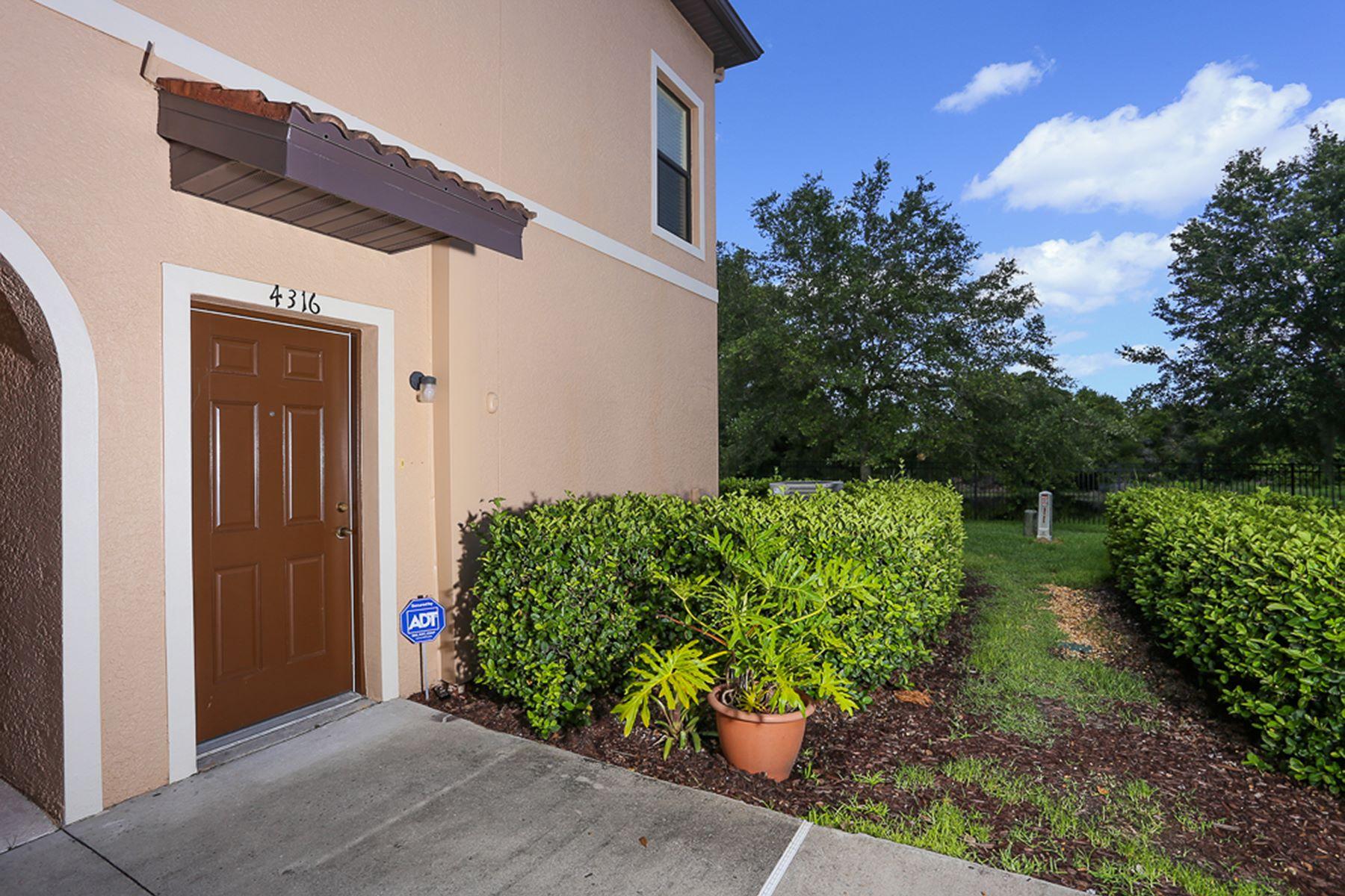 Appartement en copropriété pour l à louer à SARASOTA - STONERIDGE 4316 Via Piedra Cir Sarasota, Florida 34233 États-Unis