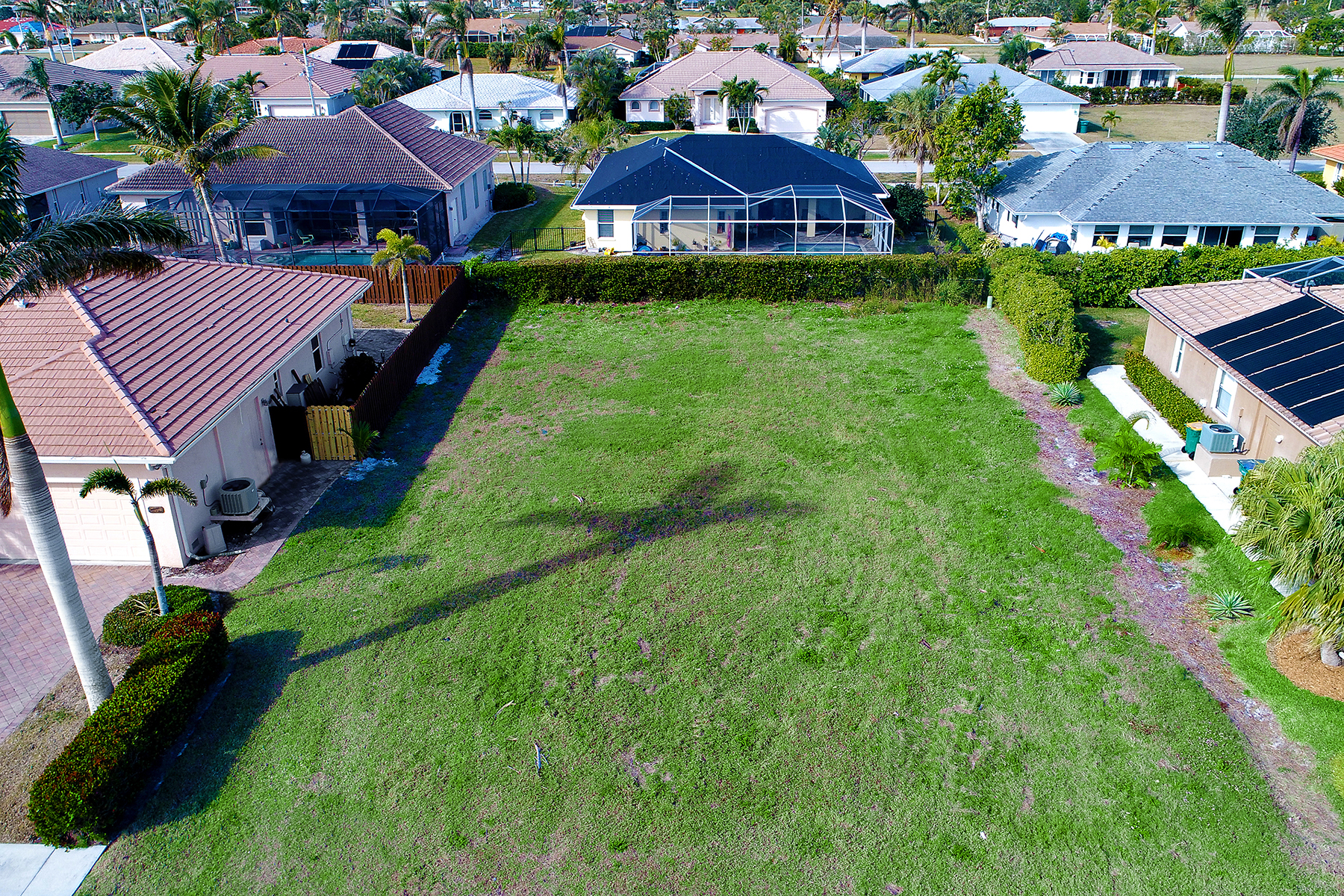 Land for Sale at MARCO ISLAND 350 Hazelcrest St, Marco Island, Florida 34145 United States