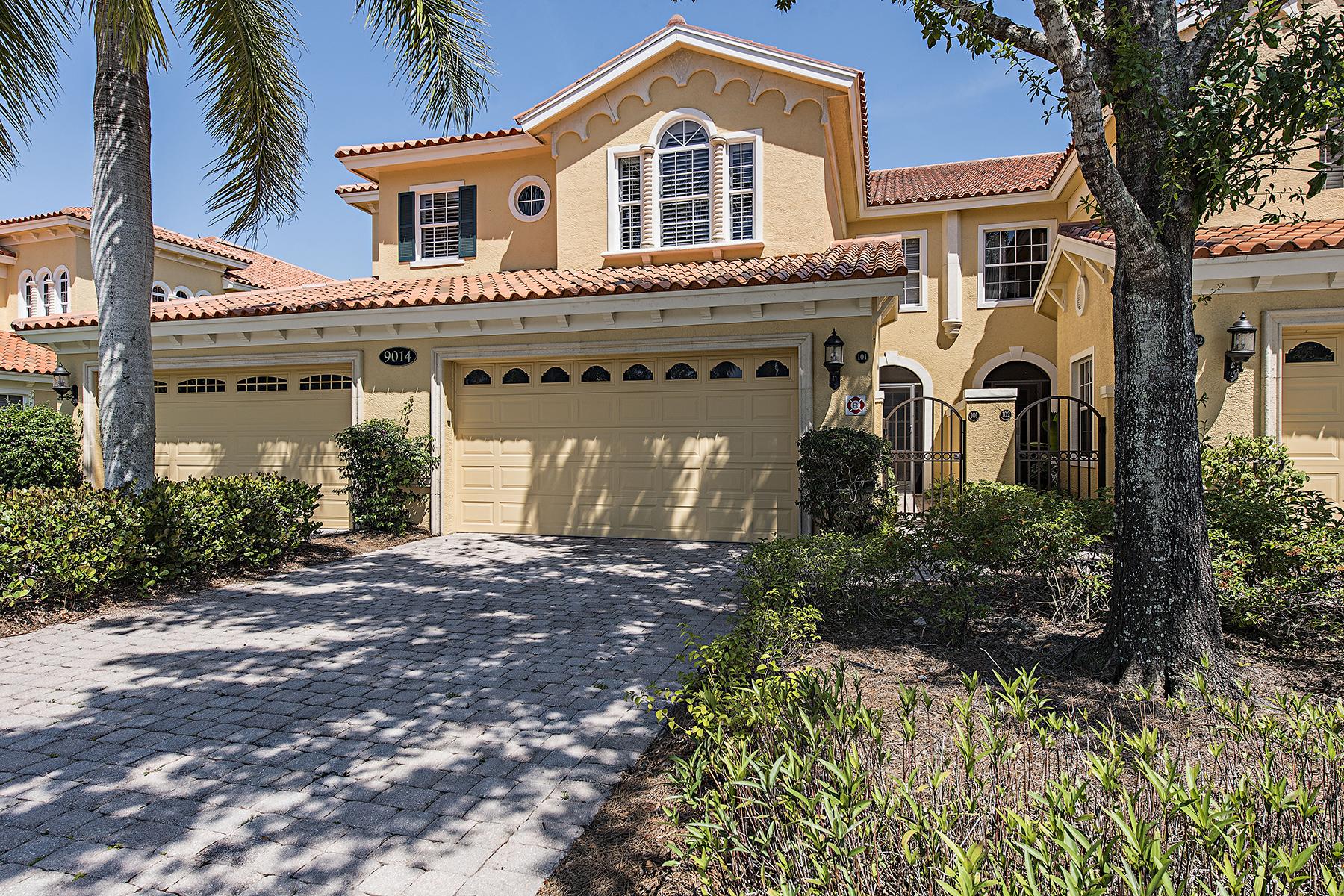Condominium for Sale at FIDDLERS CREEK 9014 Cascada Way 101, Naples, Florida 34114 United States