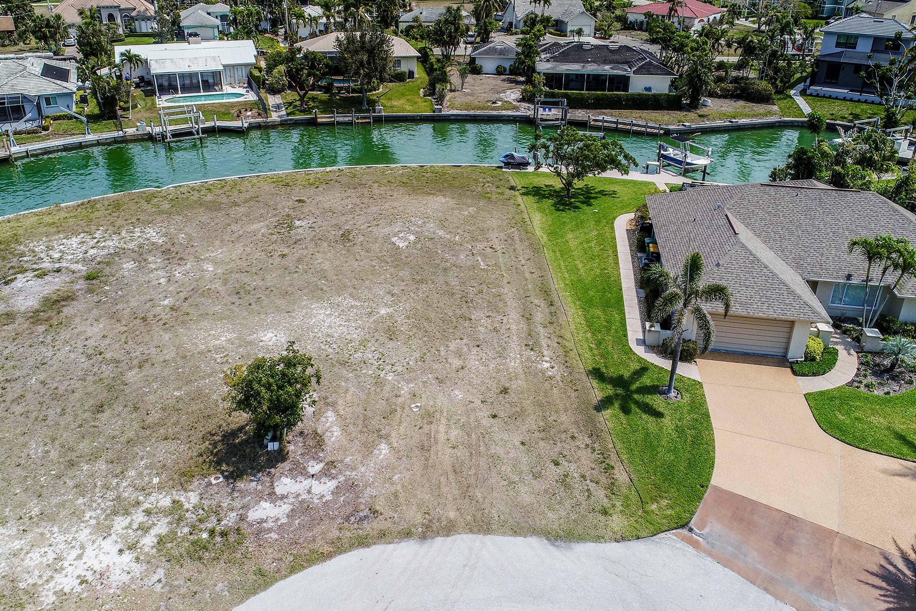 Land for Sale at MARCO ISLAND 1083 Old Marco Ln, Marco Island, Florida 34145 United States