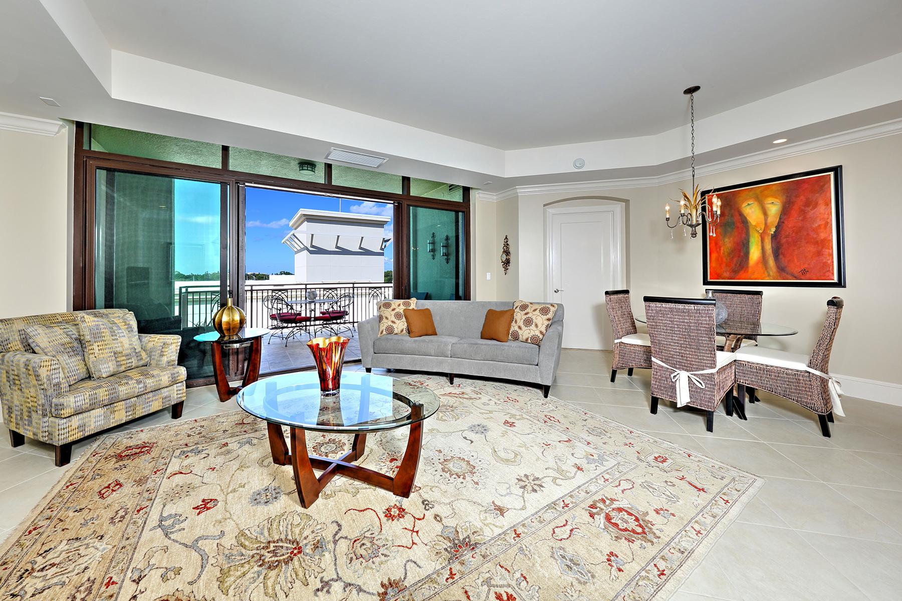 콘도미니엄 용 매매 에 MERCATO - THE STRADA 9115 Strada Pl 5417 Naples, 플로리다, 34108 미국