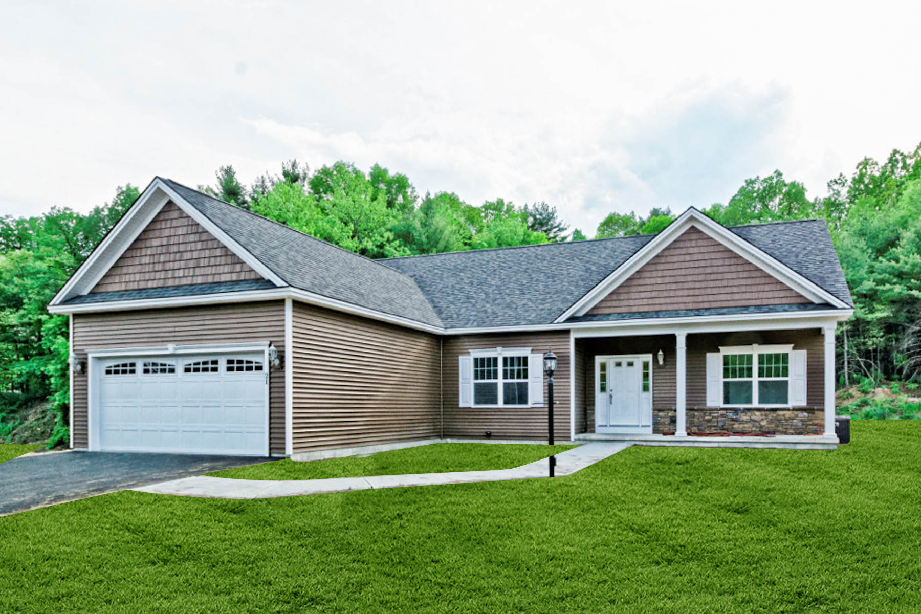 Single Family Home for Sale at Build Your Dream Home in Schuyler Hills! Lot 22 Schuyler Hills Dr, Saratoga Springs, New York, 12866 United States
