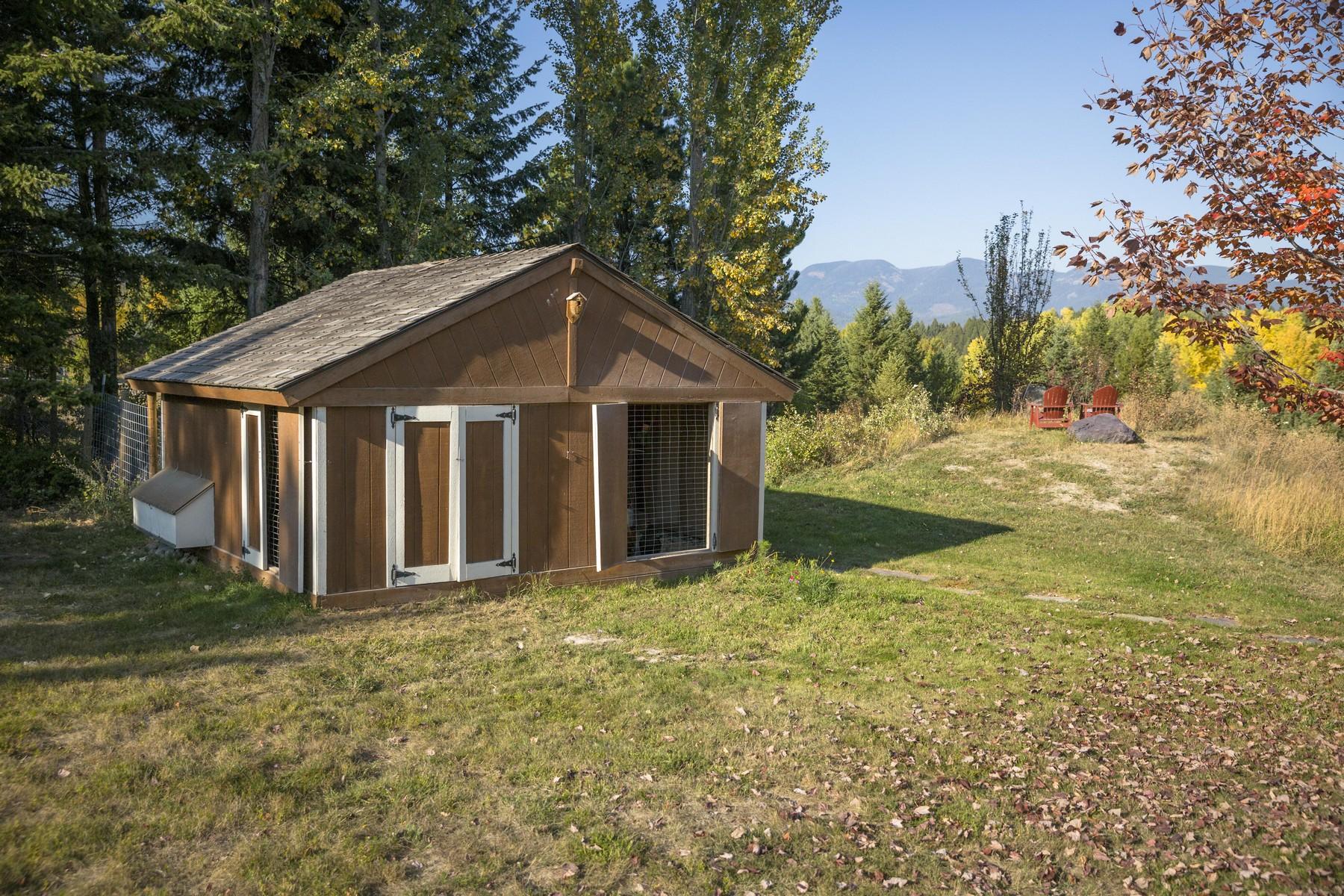 Additional photo for property listing at Blanchard Lake Sanctuary Nhn  Blanchard Lake Dr Whitefish, Montana 59937 United States