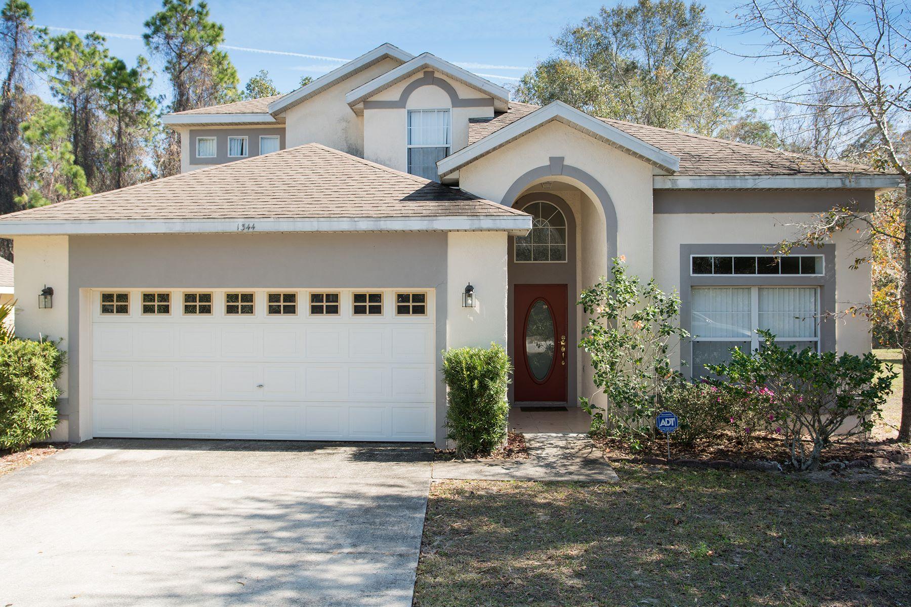 Maison unifamiliale pour l Vente à ORLANDO - DAVENPORT 1344 Thousand Oaks Blvd Davenport, Florida, 33896 États-Unis