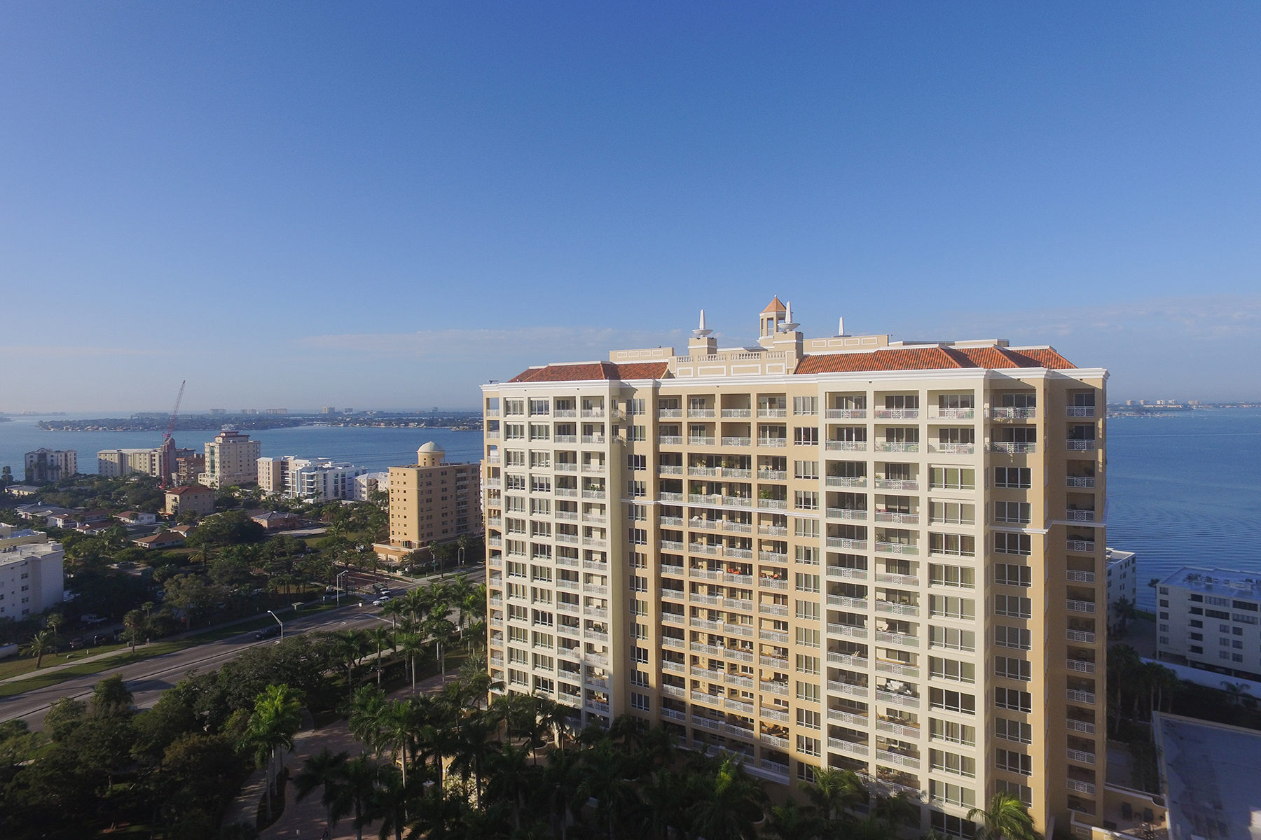 Condominium for Sale at RITZ TOWER RESIDENCES 35 Watergate Dr 1206 Sarasota, Florida, 34236 United States