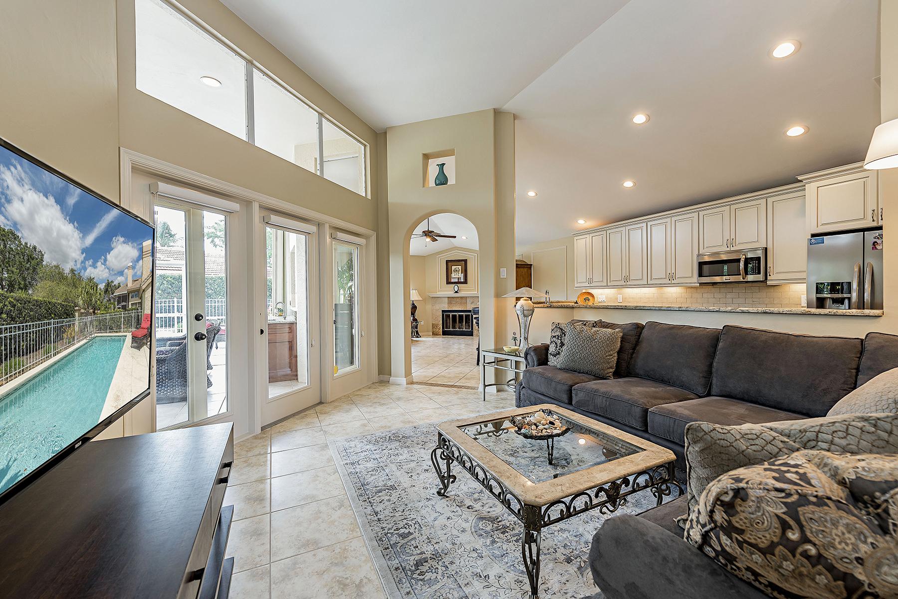 Single Family Home for Sale at QUAIL CREEK VILLAGE 10378 Quail Crown Dr, Naples, Florida 34119 United States