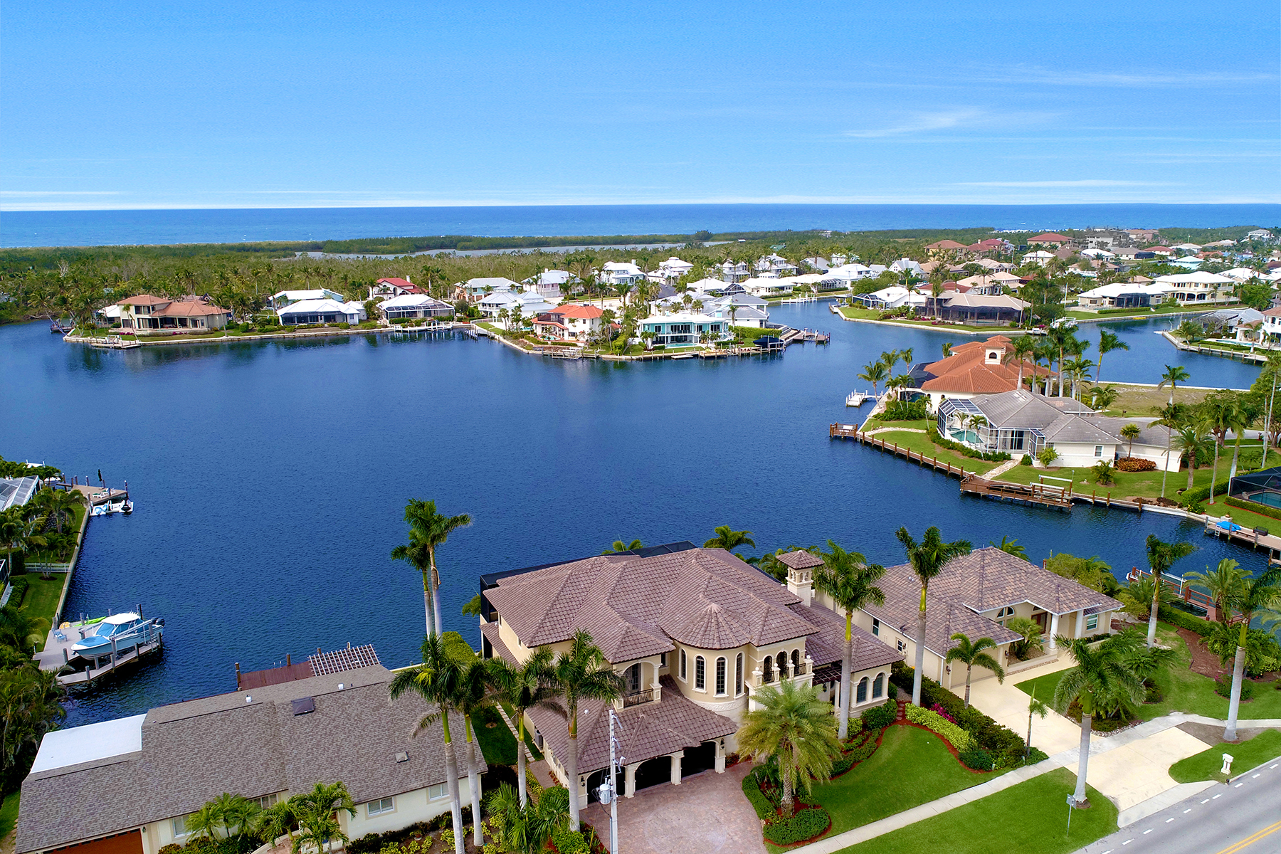 Single Family Home for Sale at MARCO ISLAND 503 Kendall Dr, Marco Island, Florida 34145 United States