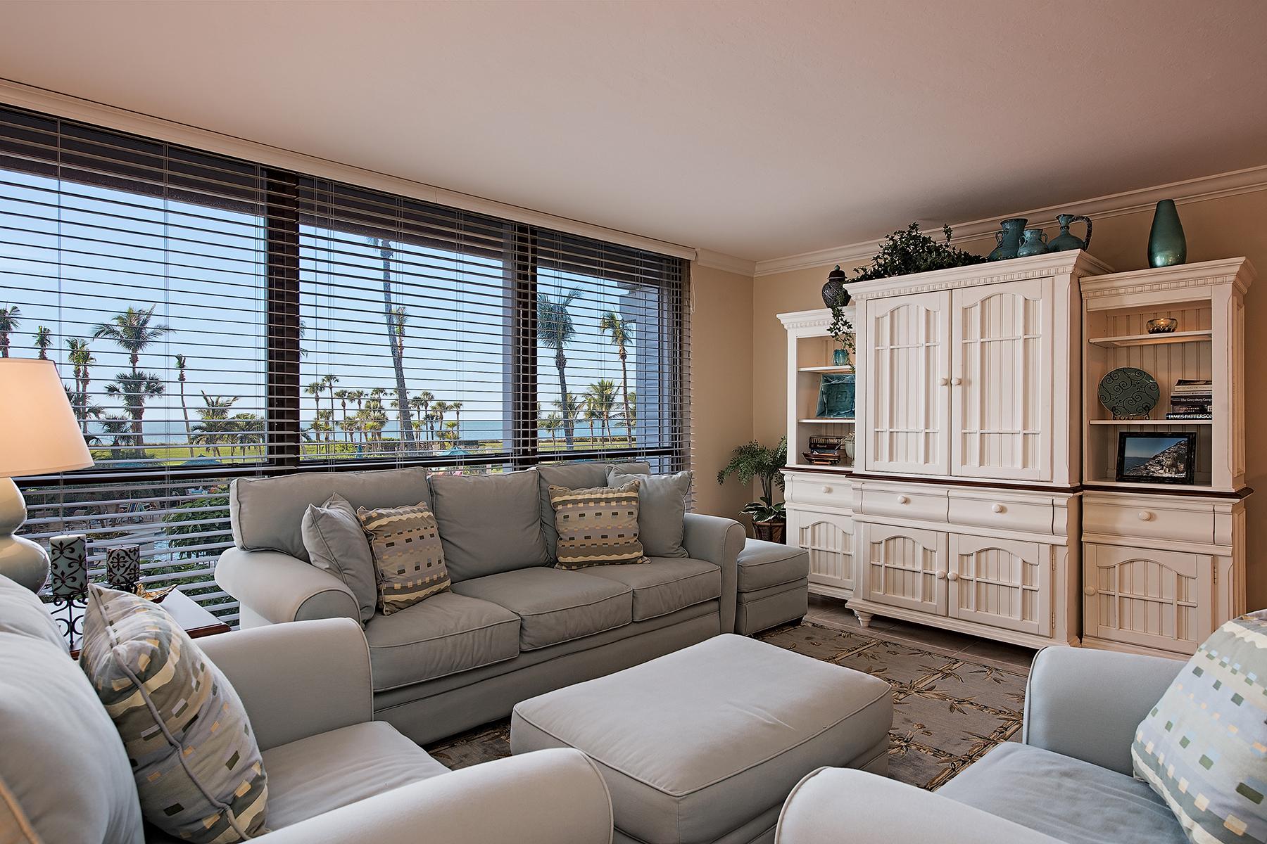 Condominium for Sale at PARK SHORE - MONACO BEACH CLUB 4401 Gulf Shore Blvd N B-203, Naples, Florida 34103 United States