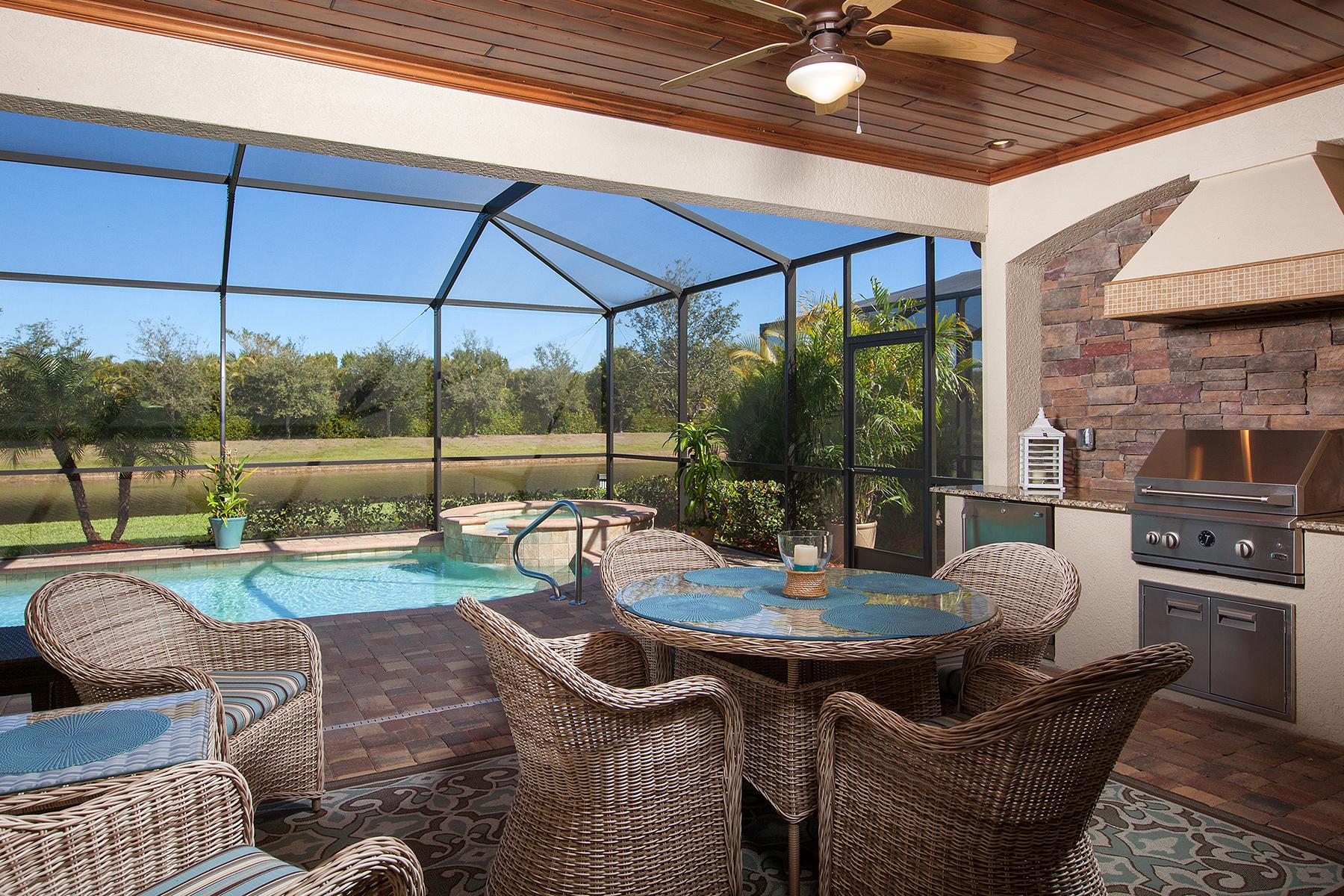 Villa per Vendita alle ore FIDDLERS CREEK 2918 Aviamar Cir Naples, Florida, 34114 Stati Uniti