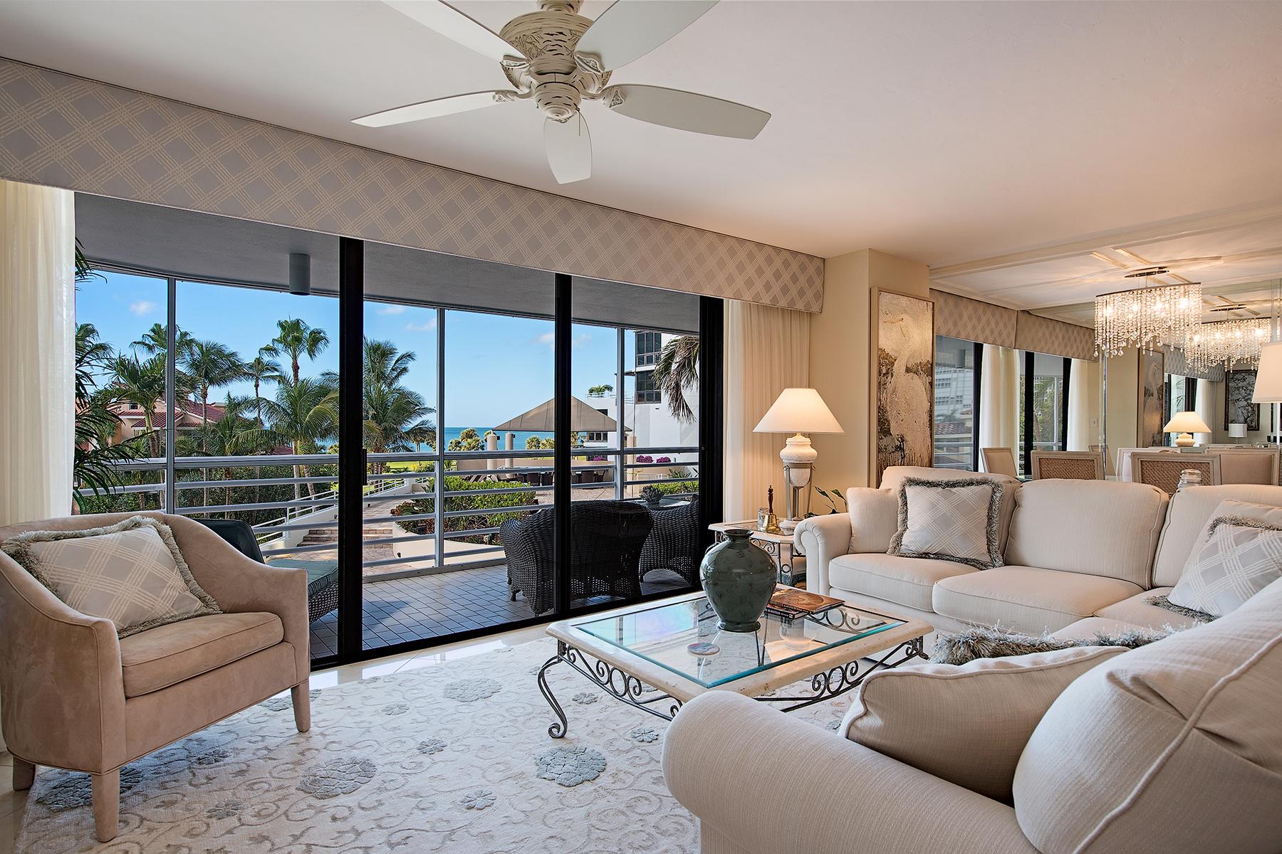 Condominium for Sale at TERRACES AT PARK SHORE 4751 Gulf Shore Blvd N 406, Naples, Florida 34103 United States