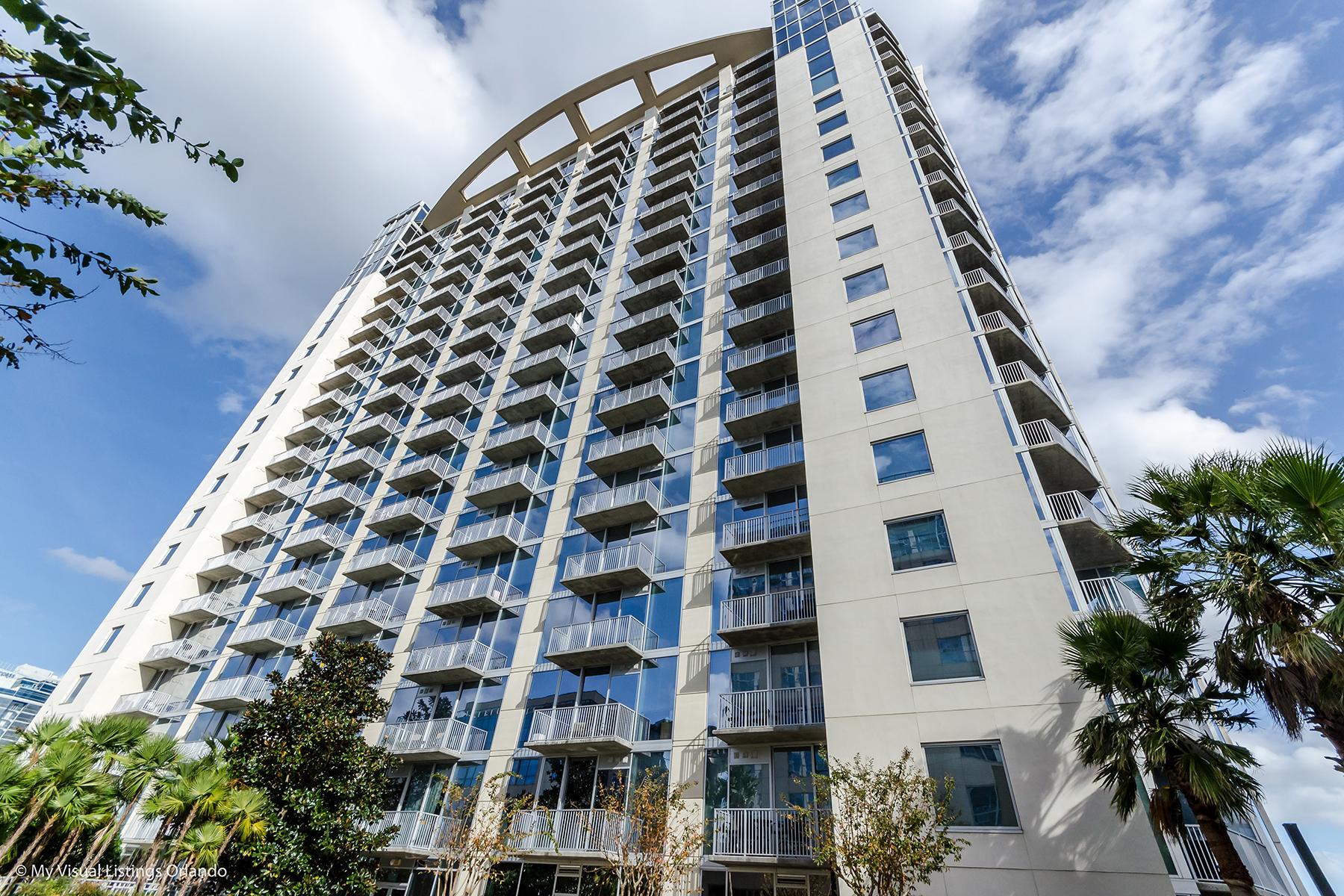 共管式独立产权公寓 为 销售 在 Orlando - Downtown 155 S Court Ave 1305, 奥兰多, 佛罗里达州, 32801 美国