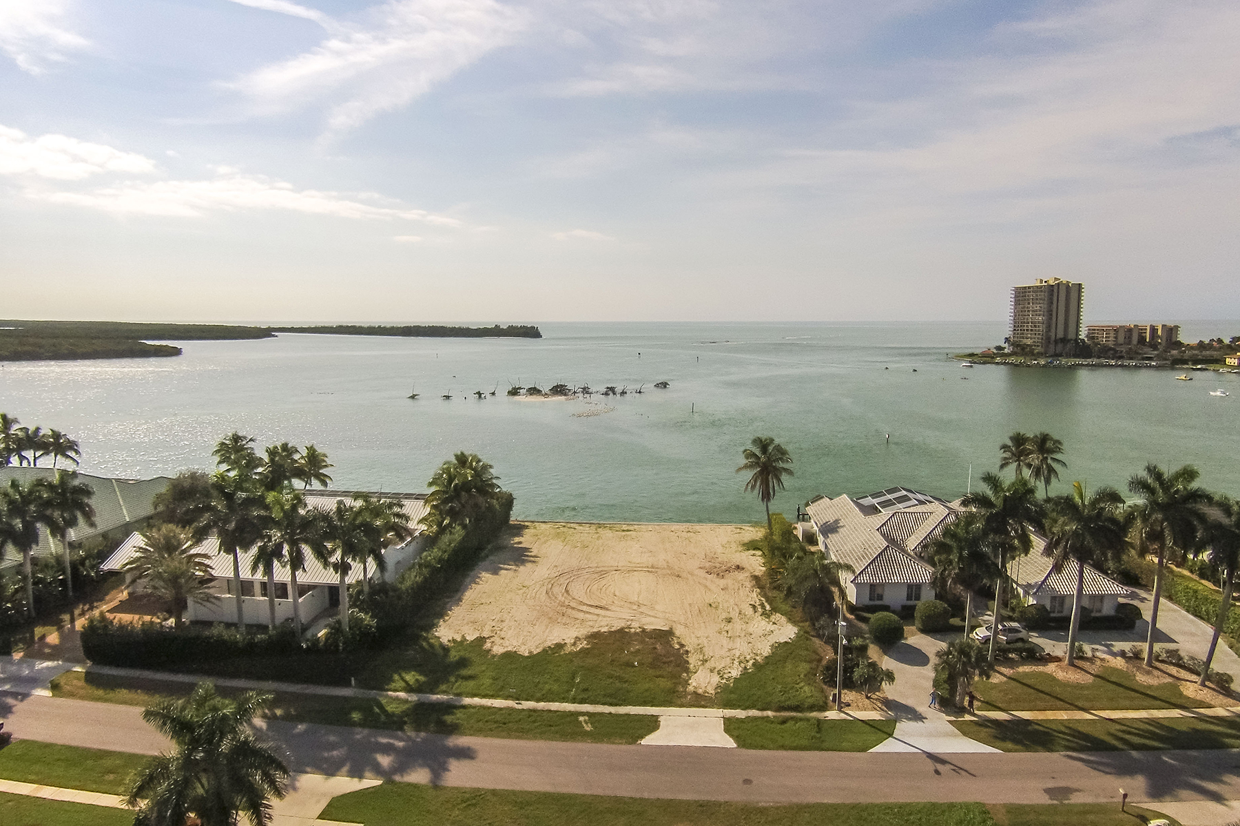 Land for Sale at MARCO ISLAND 1381 Caxambas Ct, Marco Island, Florida 34145 United States