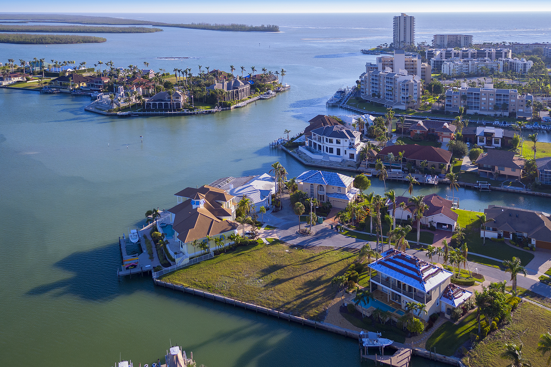 Land for Sale at MARCO ISLAND 1261 Stone Ct, Marco Island, Florida 34145 United States