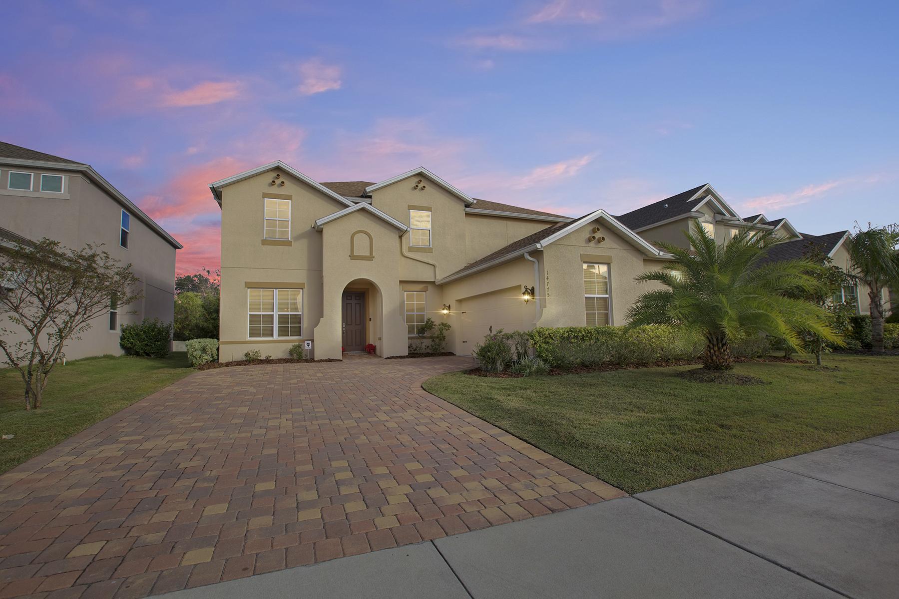 Частный односемейный дом для того Продажа на ORLANDO 14775 Golden Sunburst Ave, Orlando, Флорида, 32827 Соединенные Штаты