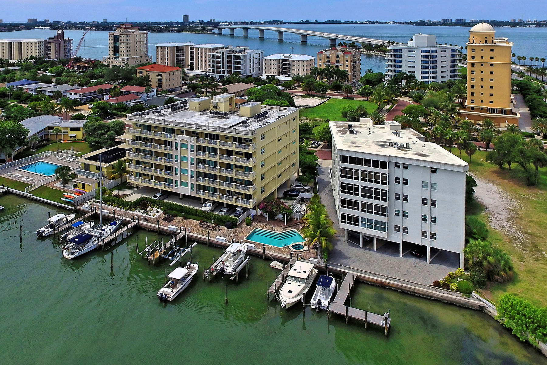 Condominium for Sale at MARINA VIEW 660 Golden Gate Pt 32, Sarasota, Florida 34236 United States
