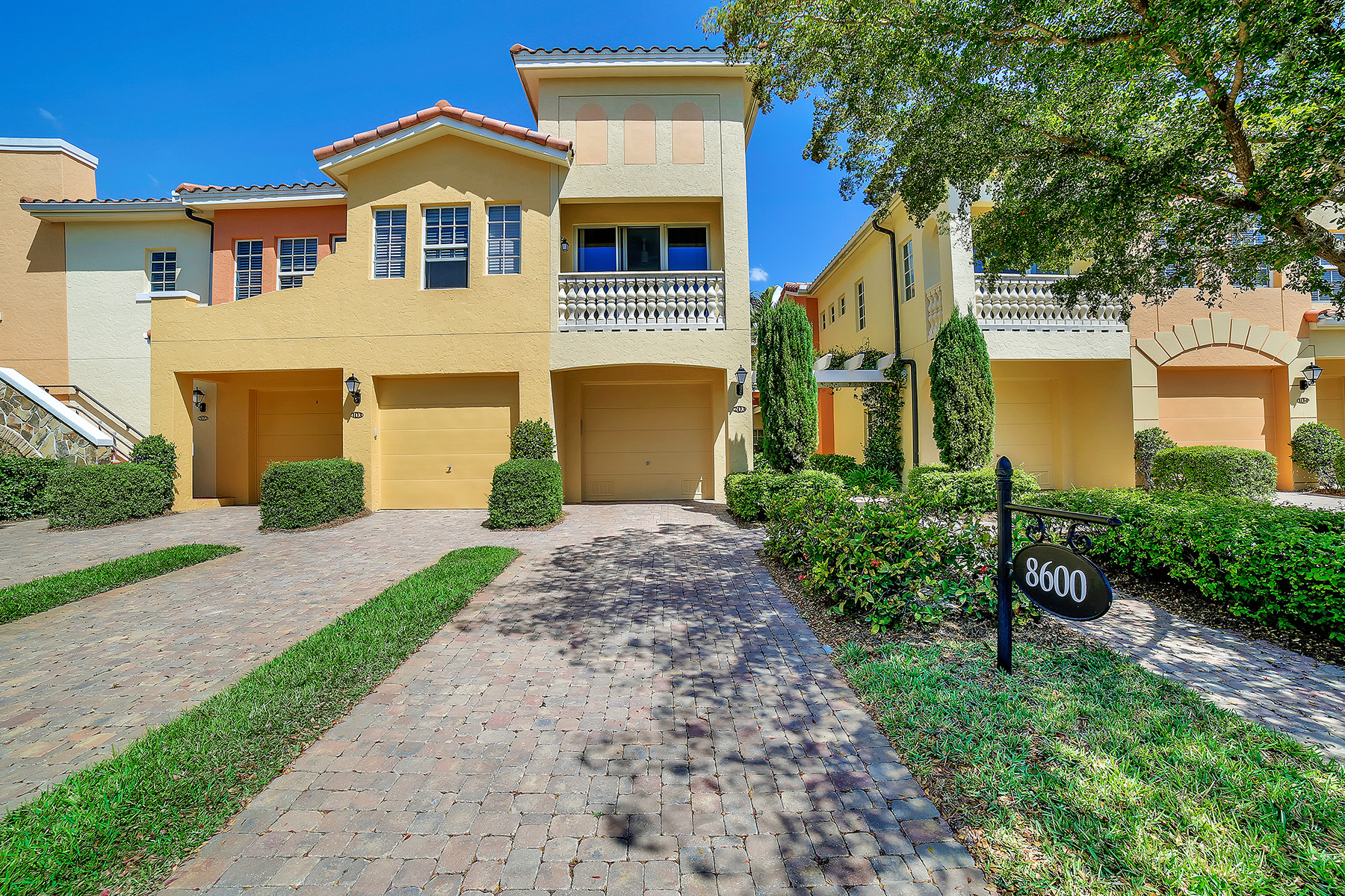 Condominium for Sale at RAPALLO 8600 Via Rapallo Dr 103, Estero, Florida 33928 United States