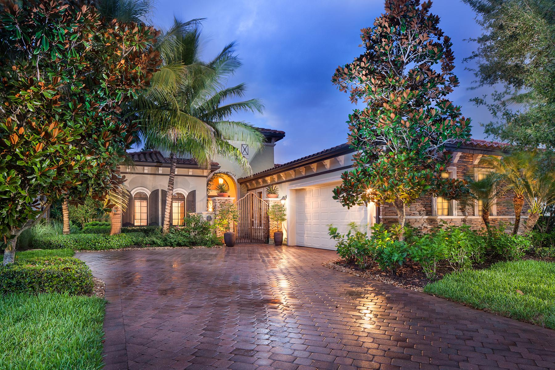 一戸建て のために 売買 アット 16838 Cabreo Dr , Naples, FL 34110 16838 Cabreo Dr Naples, フロリダ, 34110 アメリカ合衆国