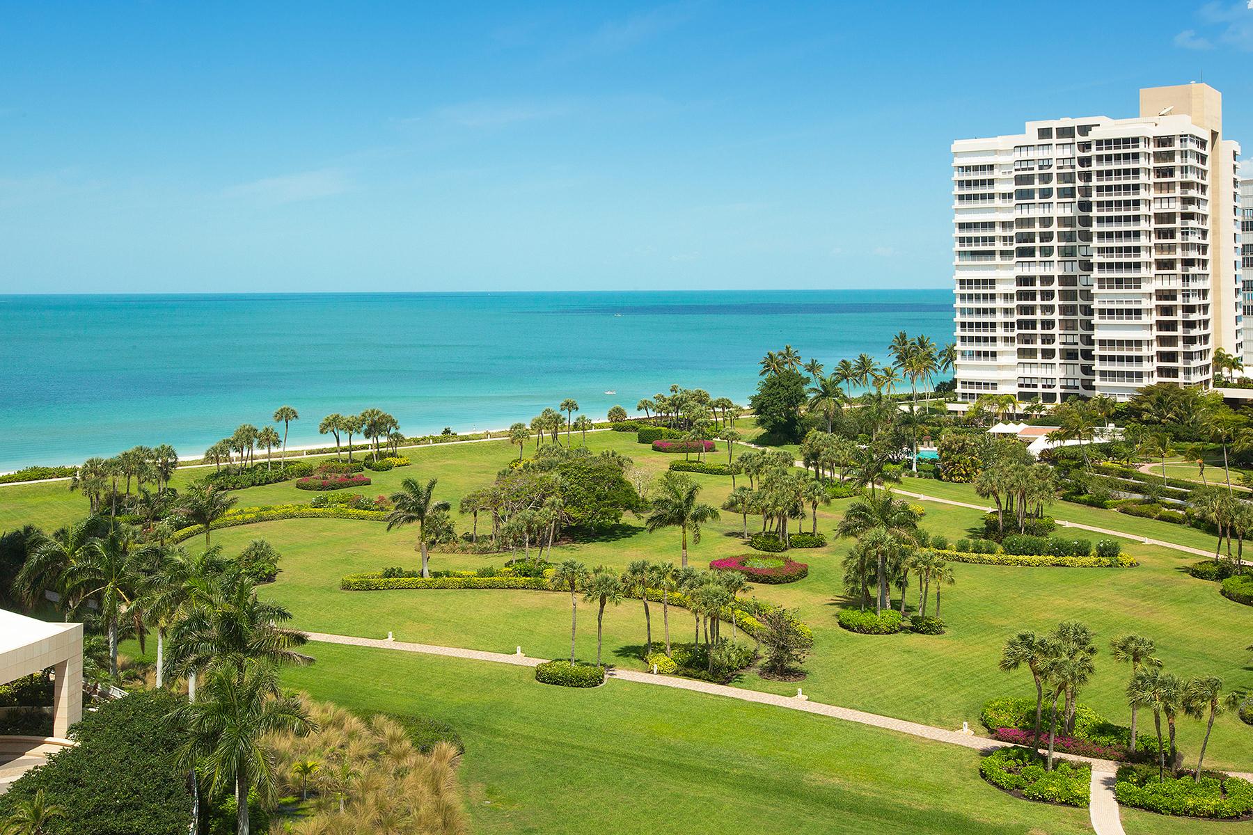 콘도미니엄 용 매매 에 Park Shore - Provence 4151 Gulf Shore Blvd N 1003 Naples, 플로리다, 34103 미국