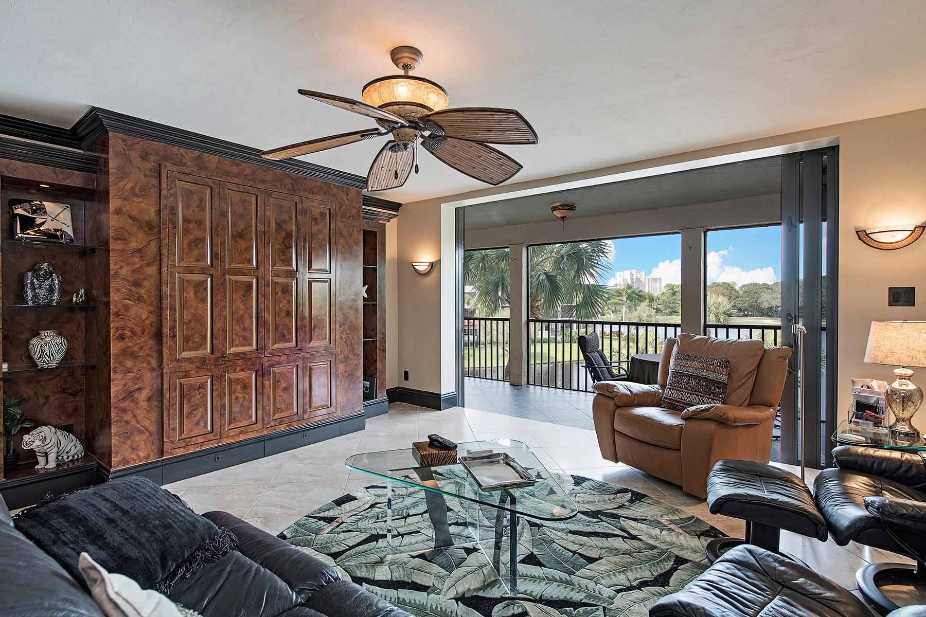 Condominium for Sale at PELICAN BAY - CHATEAUMERE 6020 Pelican Bay Blvd E-203, Naples, Florida 34108 United States