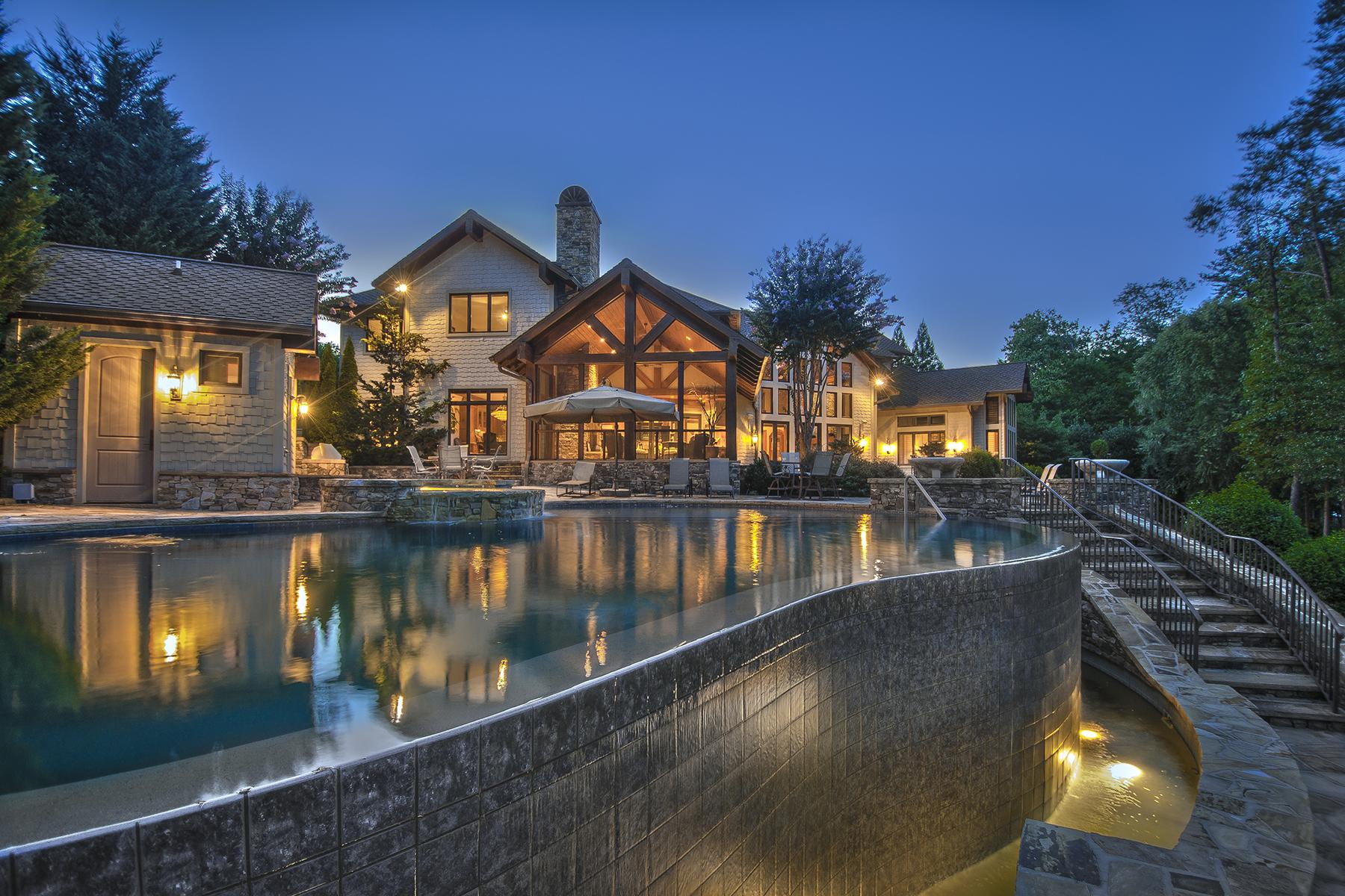 Single Family Home for Sale at UWHARRIE POINT 181 Flint Ridge Trl New London, North Carolina, 28127 United States