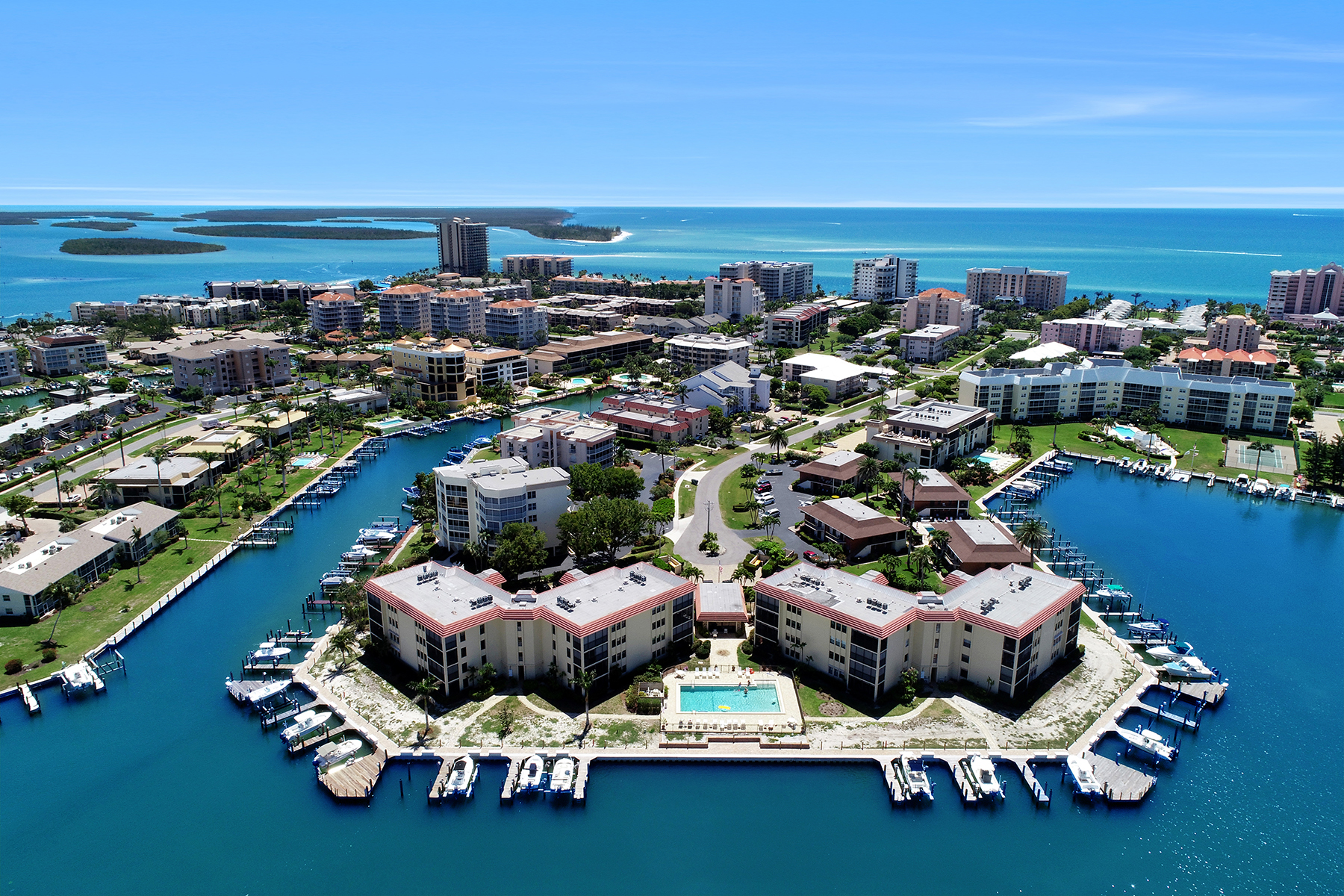 Condominium for Sale at MARCO ISLAND 880 Huron Ct 2-105, Marco Island, Florida 34145 United States