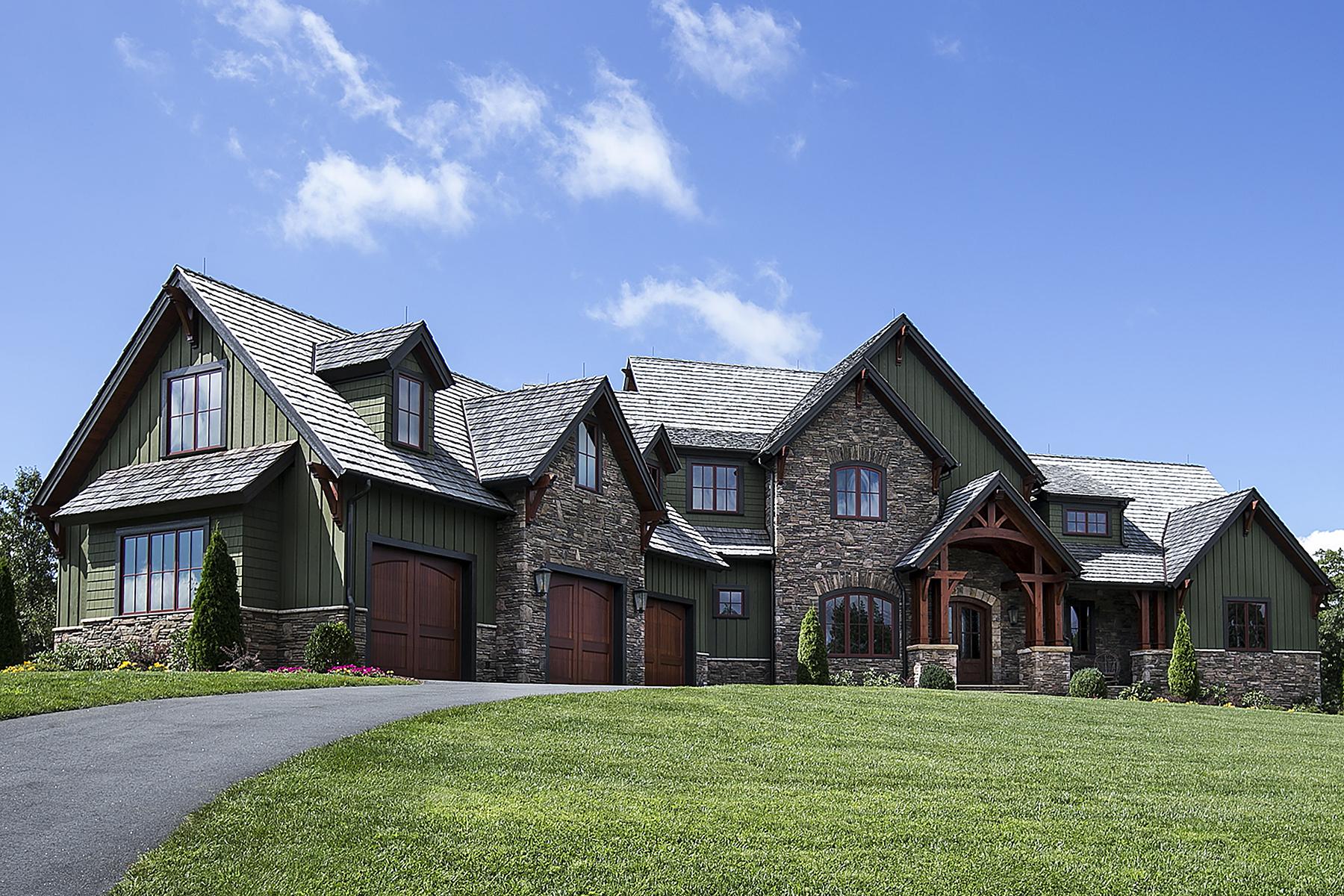 Casa Unifamiliar por un Venta en BLOWING ROCK - FIRETHORN 756 Thunderhill Trl Firethorn, Blowing Rock, Carolina Del Norte, 28605 Estados Unidos